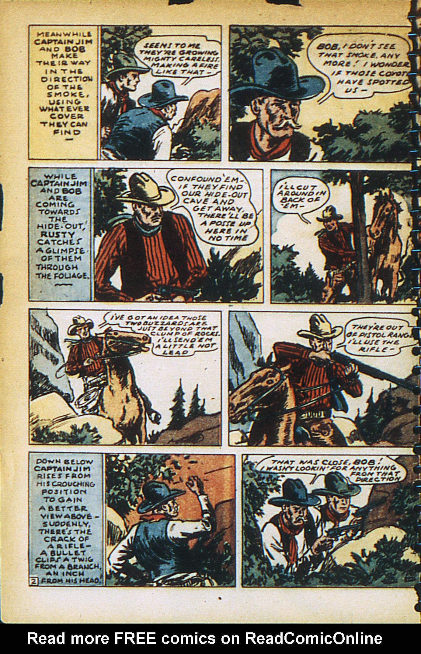 Read online Adventure Comics (1938) comic -  Issue #27 - 4