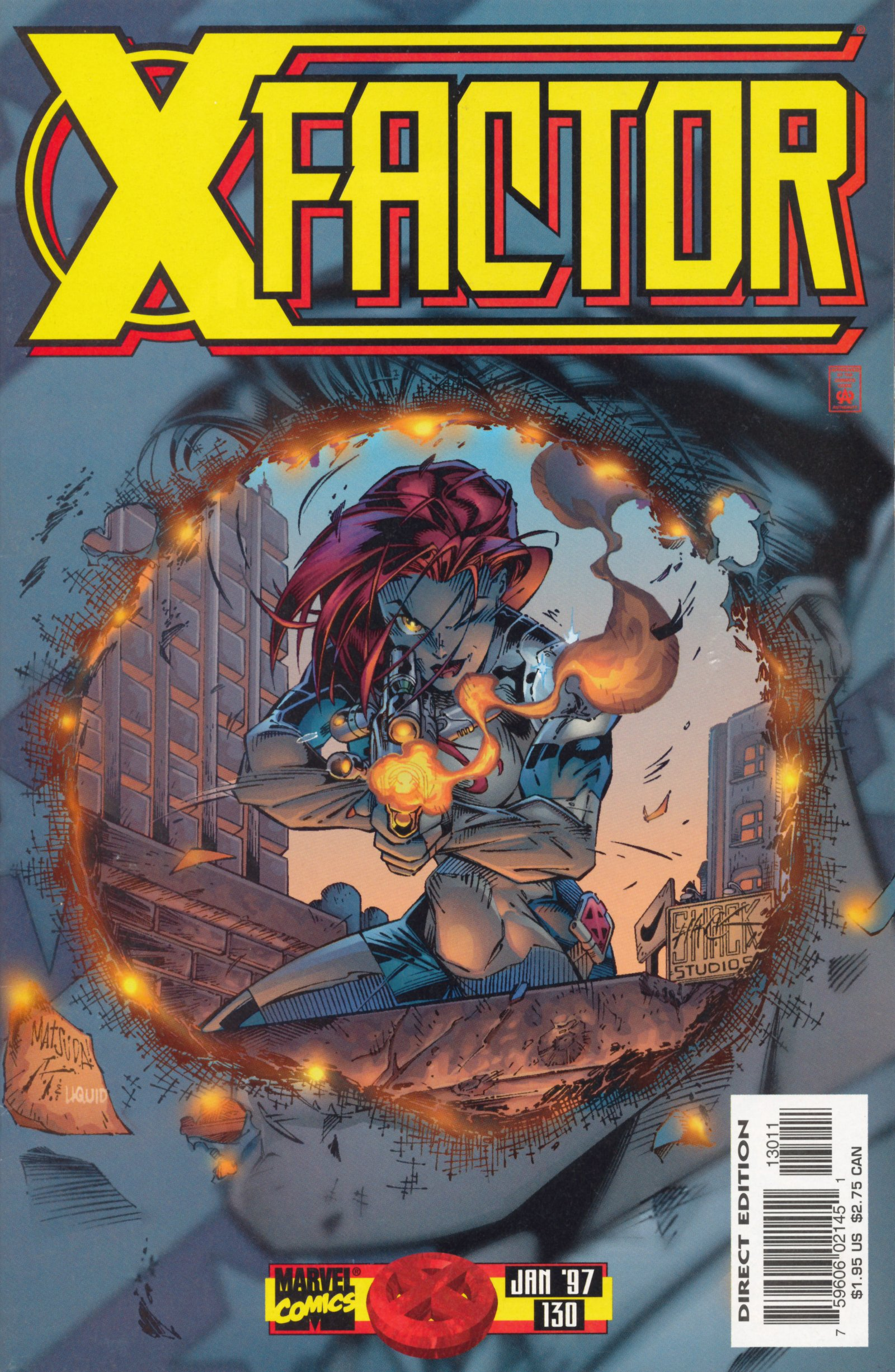 Read online X-Factor (1986) comic -  Issue #130 - 1