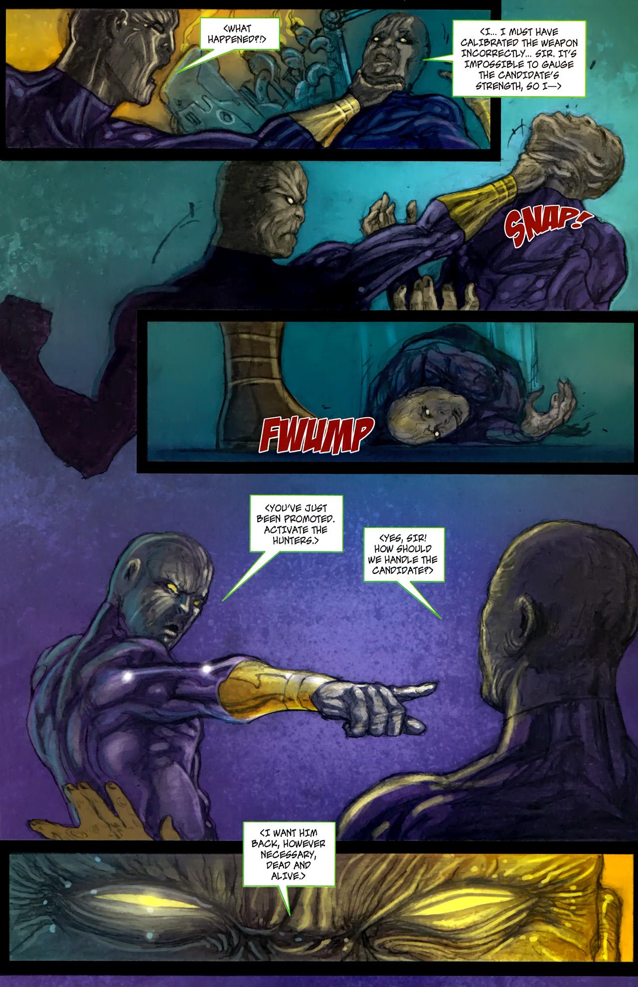 Read online Phoenix comic -  Issue #1 - 17