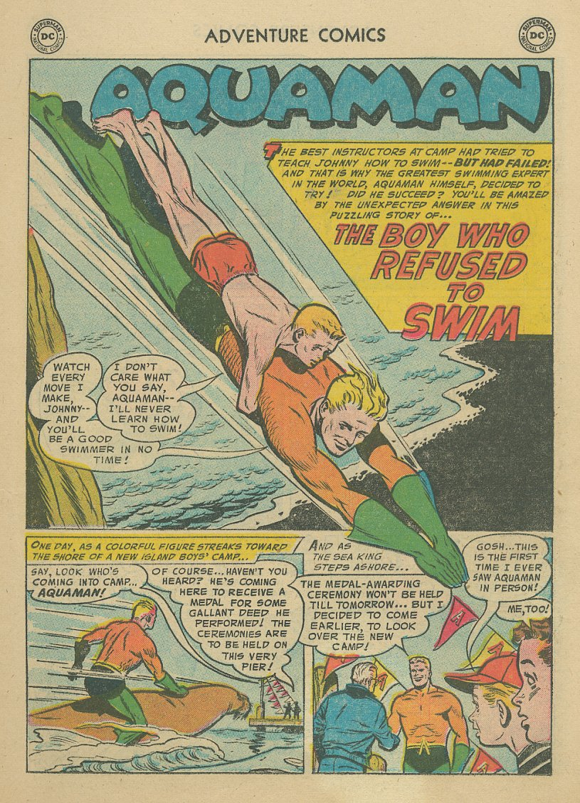 Read online Adventure Comics (1938) comic -  Issue #221 - 16