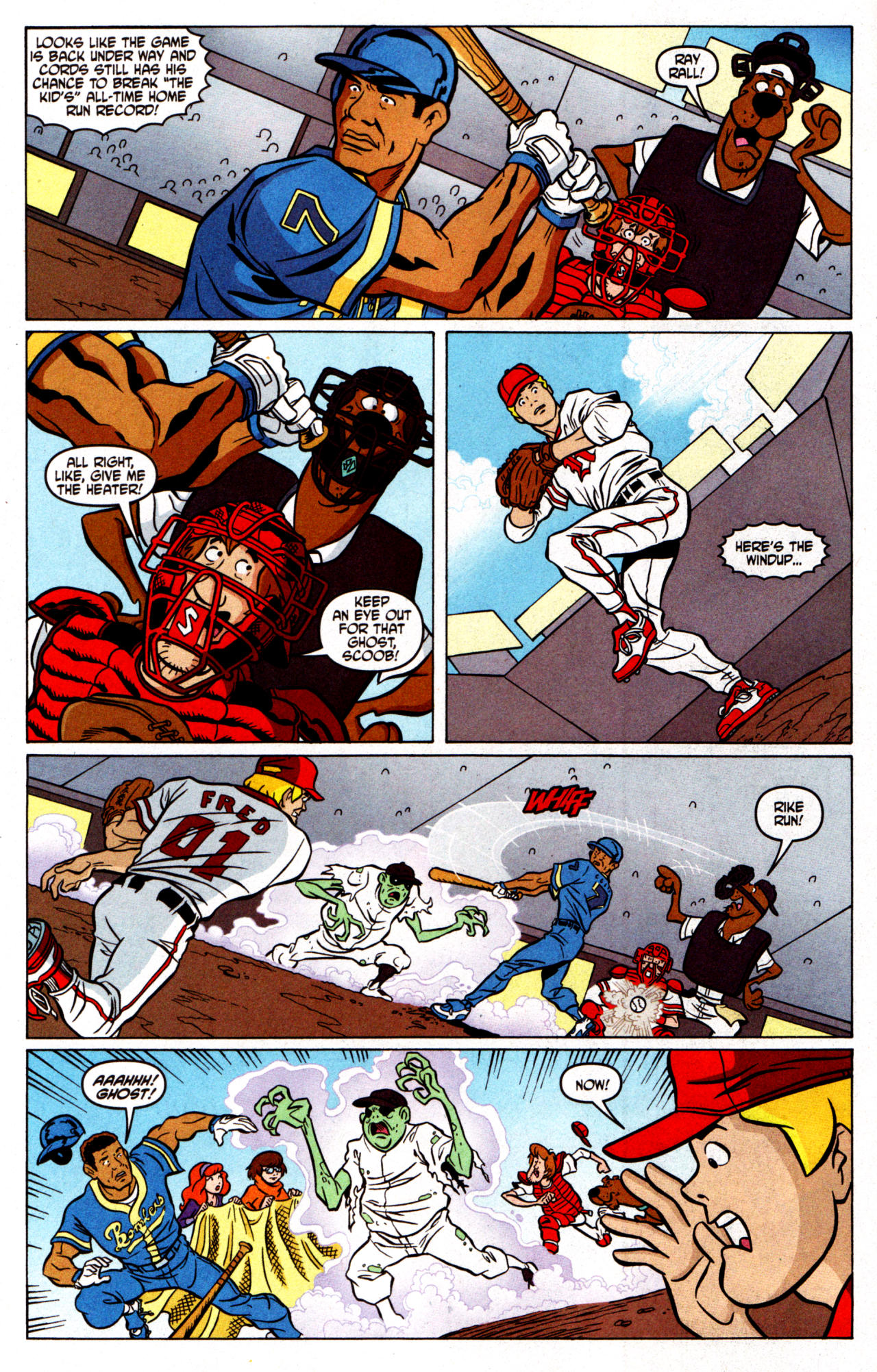 Read online Scooby-Doo (1997) comic -  Issue #120 - 27
