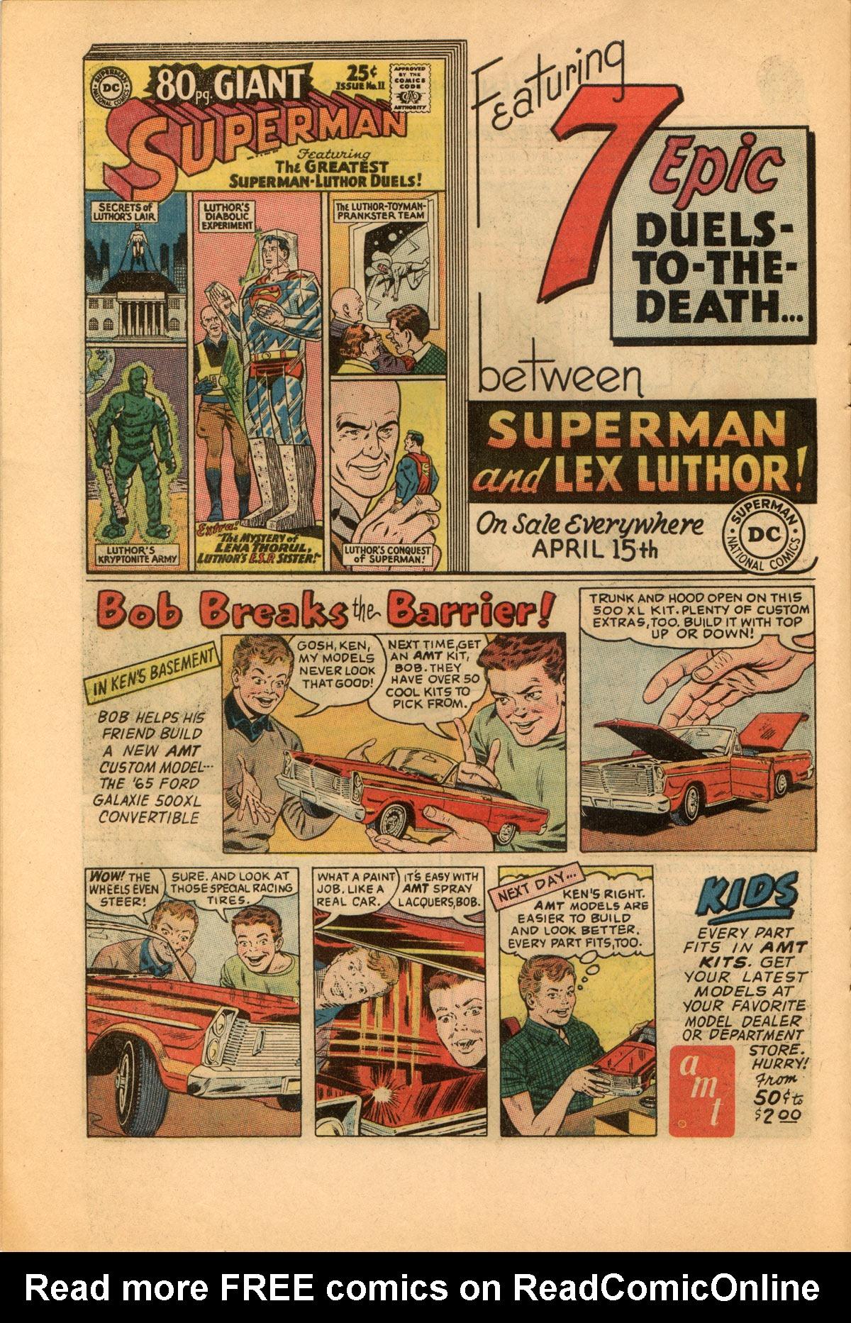 Read online Adventure Comics (1938) comic -  Issue #332 - 14