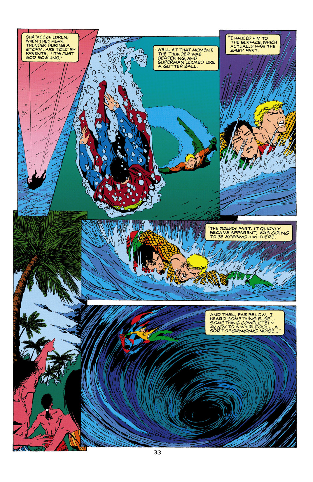 Read online Aquaman (1994) comic -  Issue #Aquaman (1994) _Annual 1 - 34