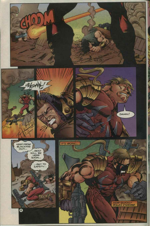 Read online Ultraverse Premiere comic -  Issue #2 - 4