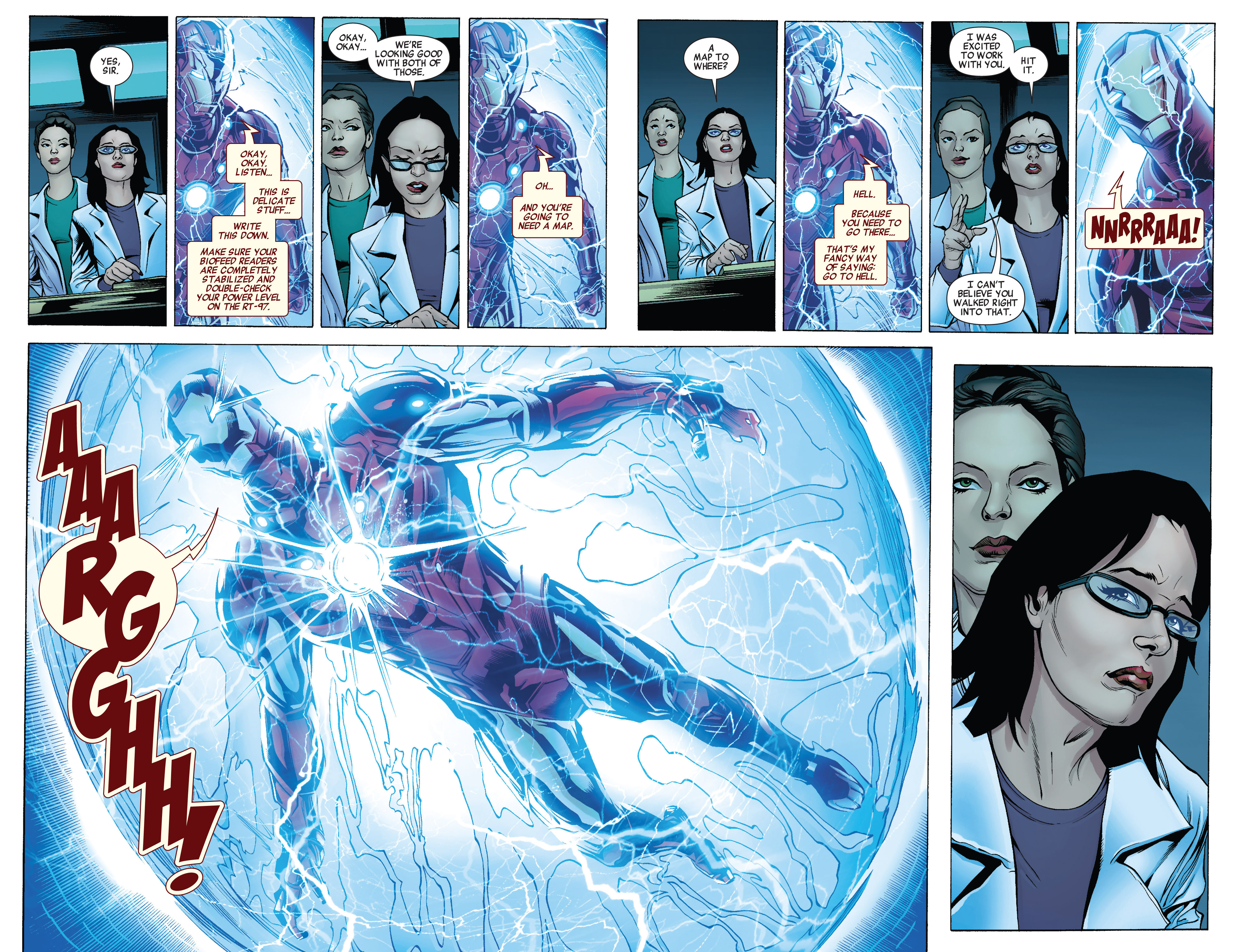 Read online Avengers (2010) comic -  Issue #22 - 10