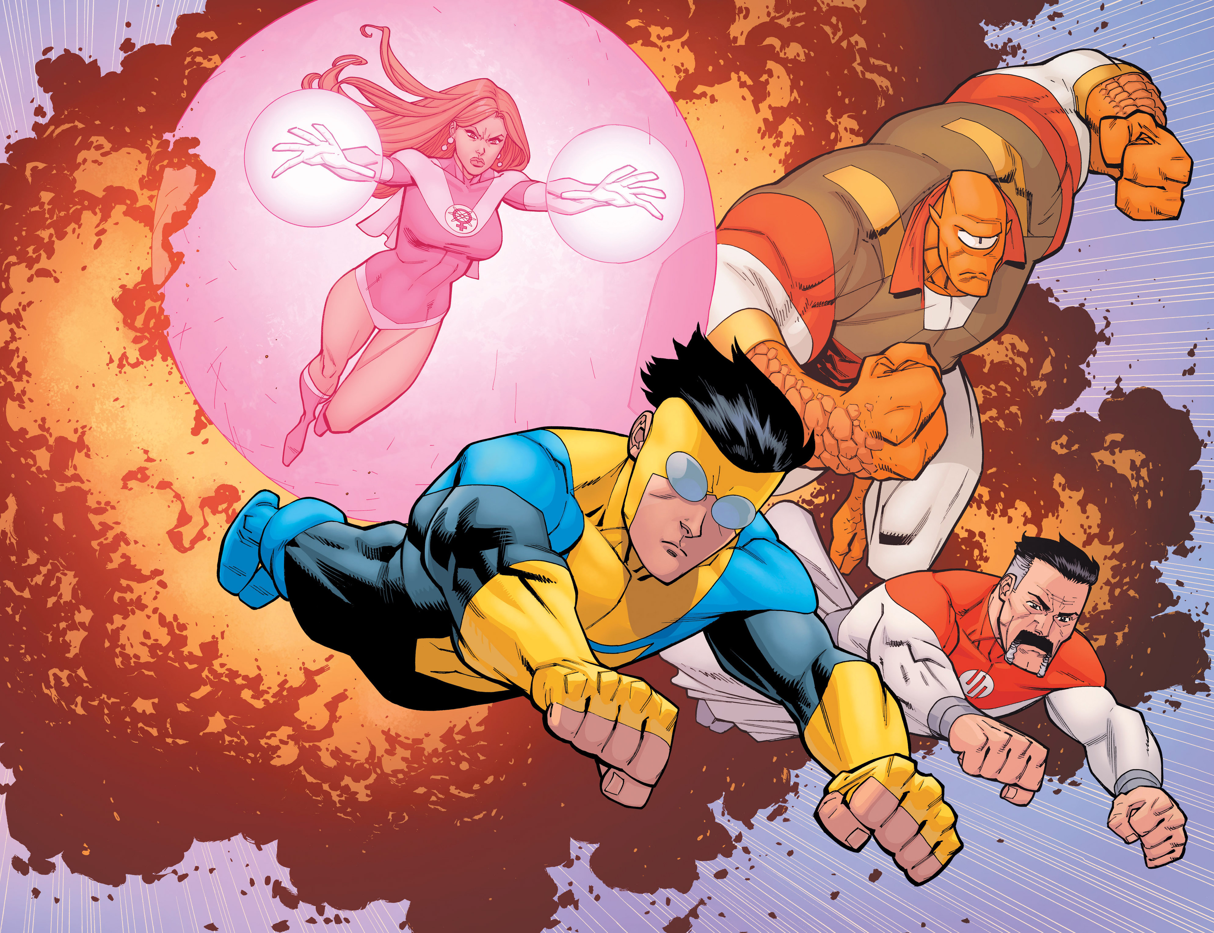 Read online Invincible comic -  Issue #135 - 19