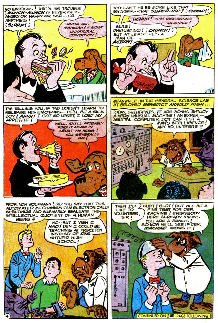 The Adventures of Bob Hope issue 97 - Page 6