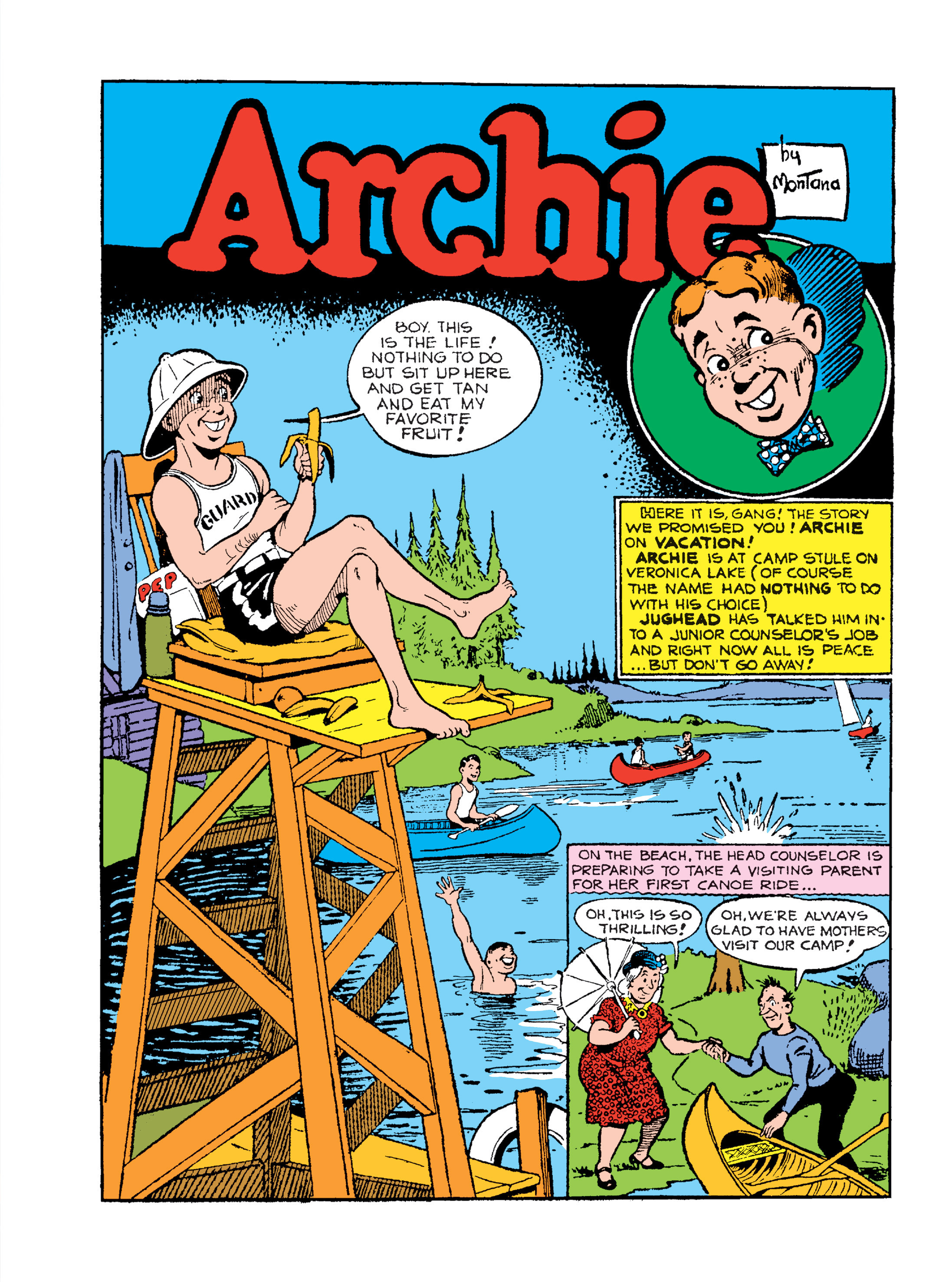 Read online Archie Giant Comics Collection comic -  Issue #Archie Giant Comics Collection TPB (Part 2) - 115