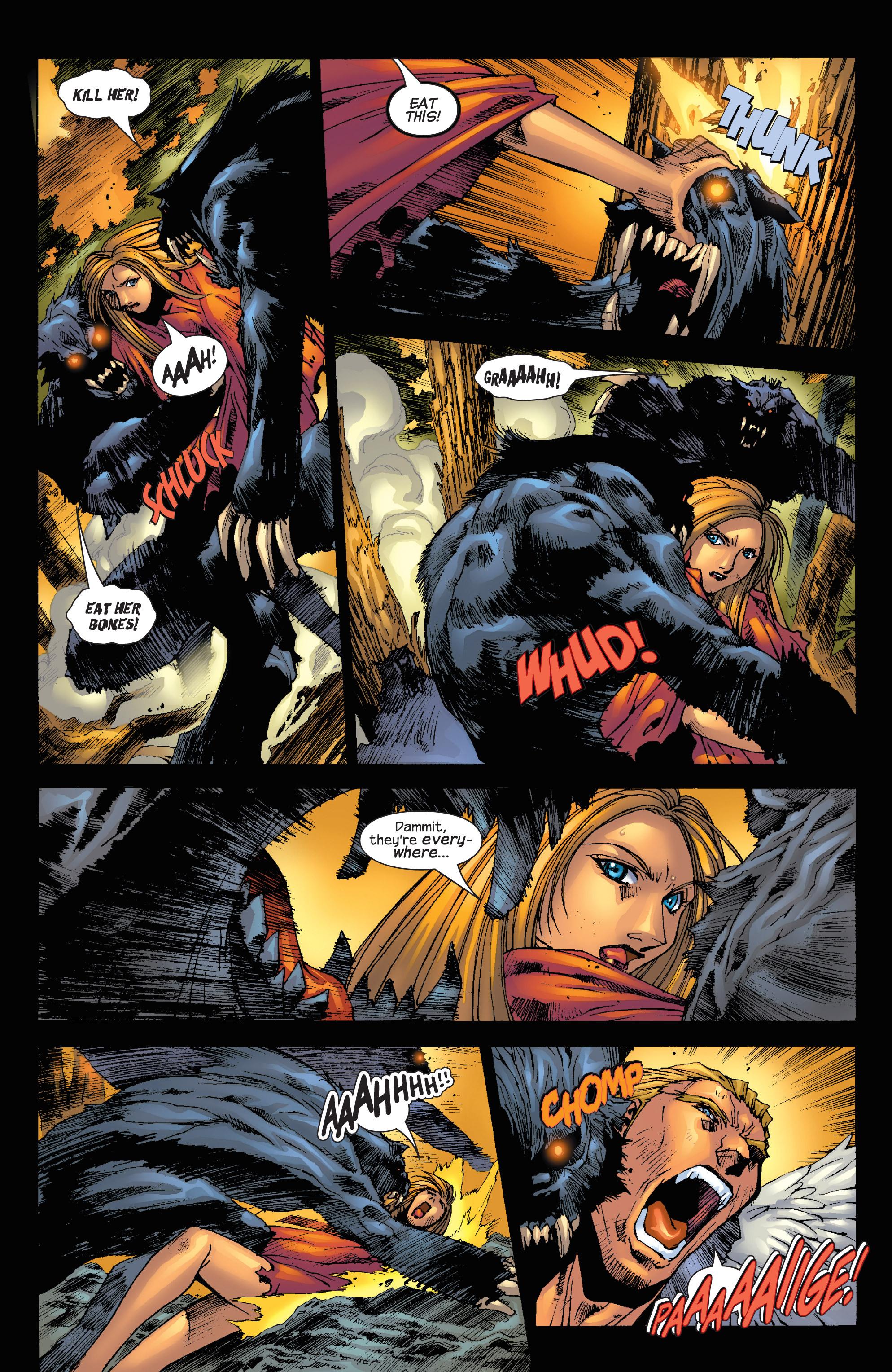 Read online Uncanny X-Men (1963) comic -  Issue #420 - 4