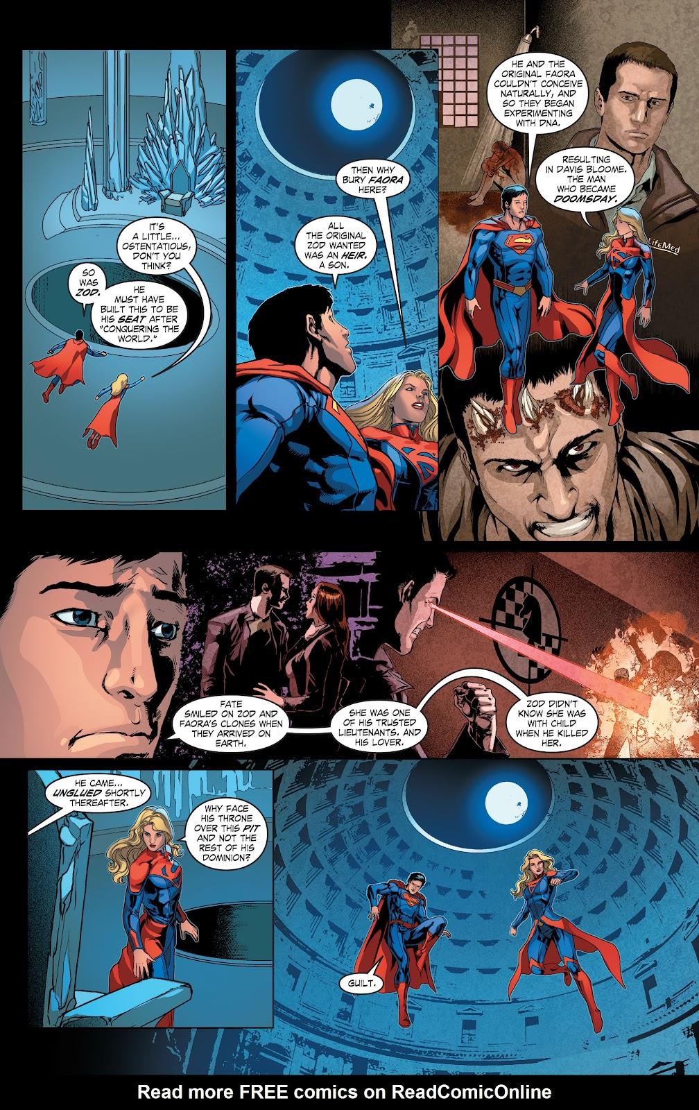 Read online Smallville Season 11 [II] comic -  Issue # TPB 4 - 66
