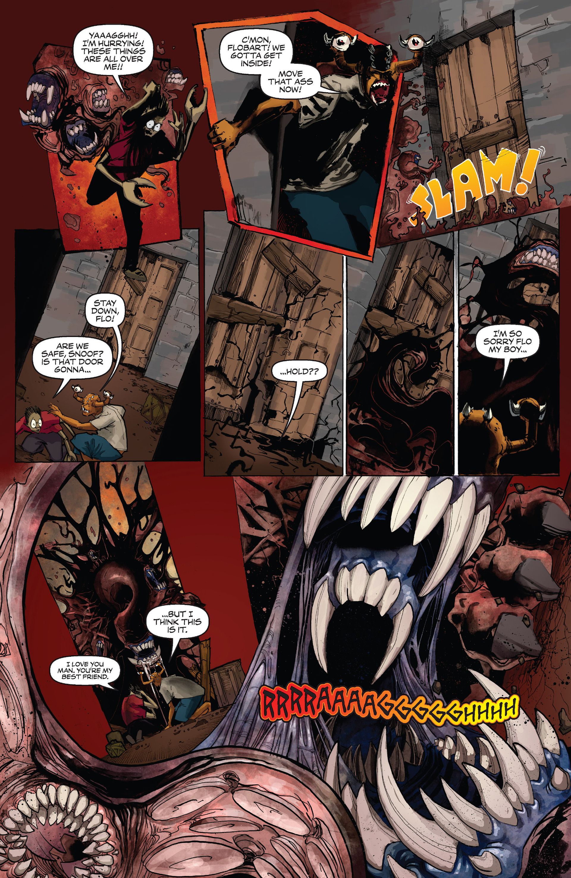 Read online Shrugged (2013) comic -  Issue #3 - 14