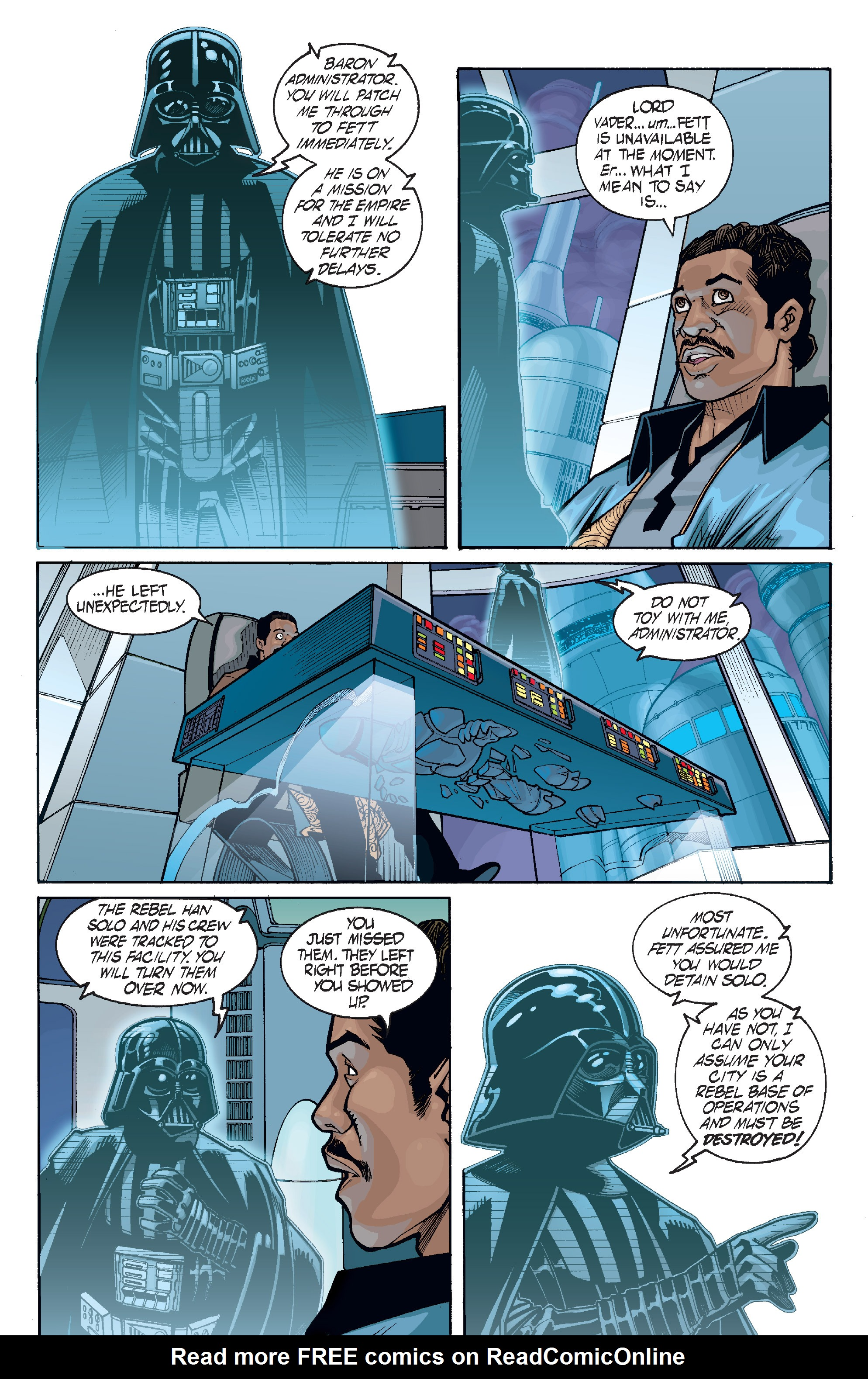 Read online Star Wars Omnibus comic -  Issue # Vol. 27 - 127