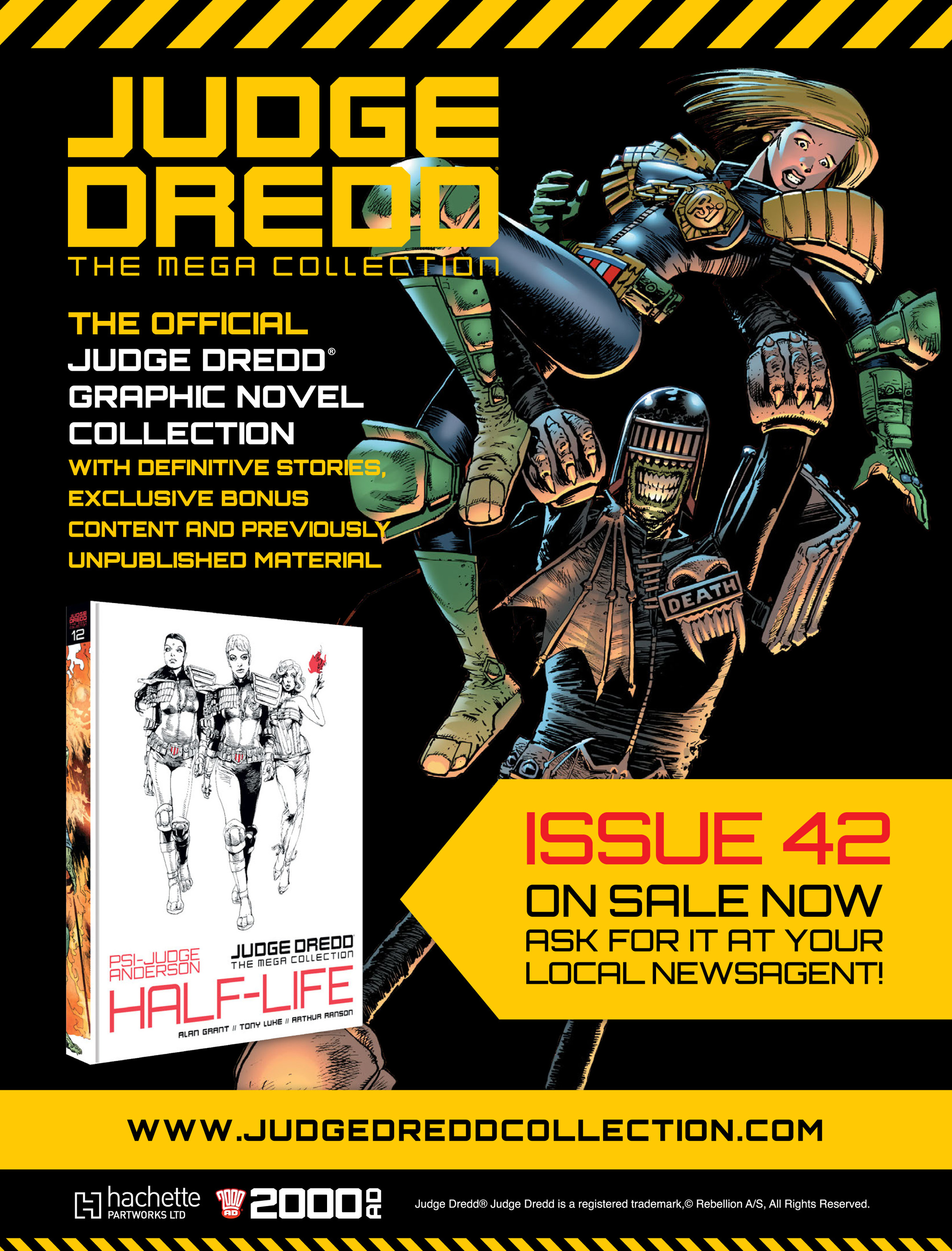 Read online 2000 AD comic -  Issue #1995 - 32