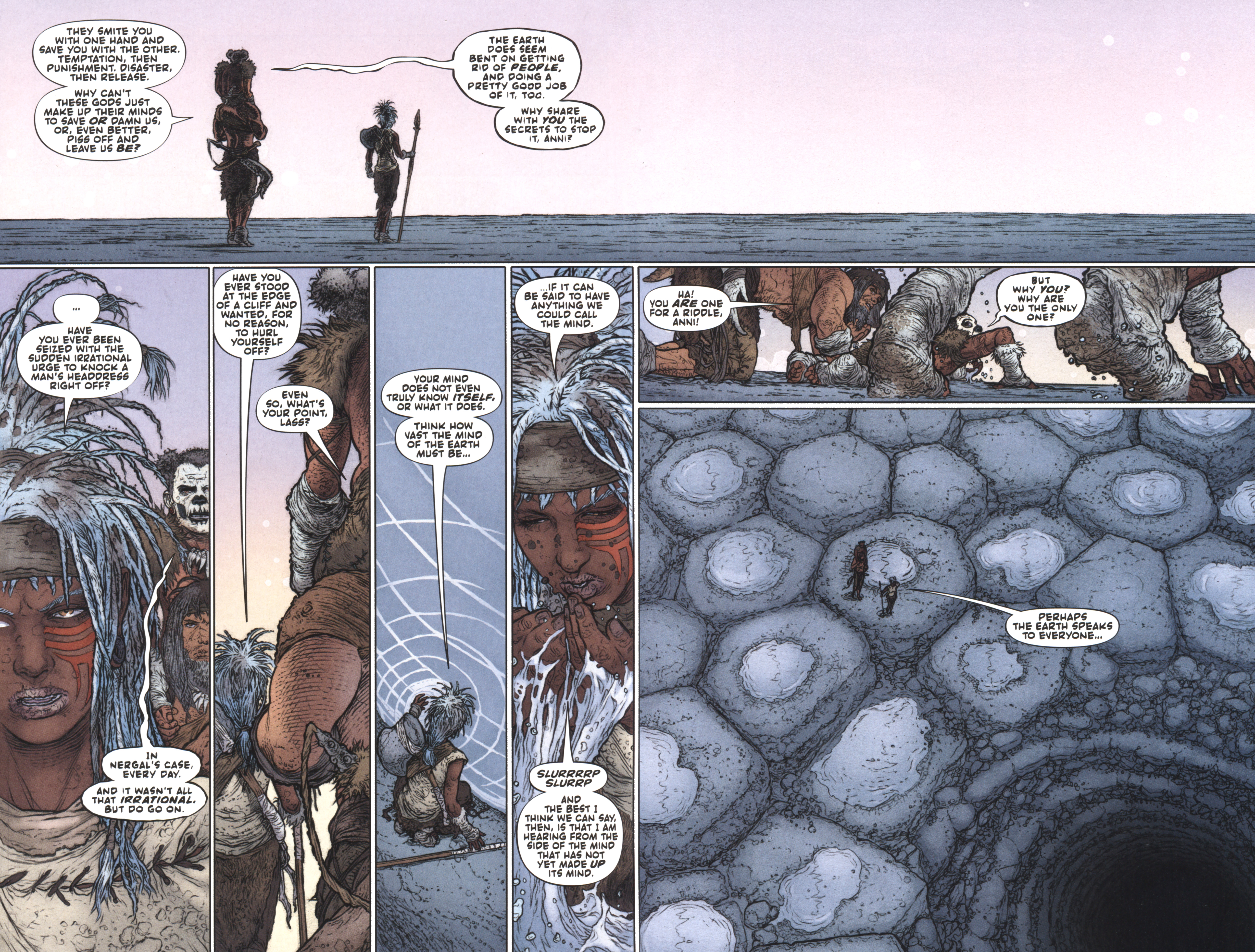 Read online Book of Death: Legends of the Geomancer comic -  Issue #2 - 13