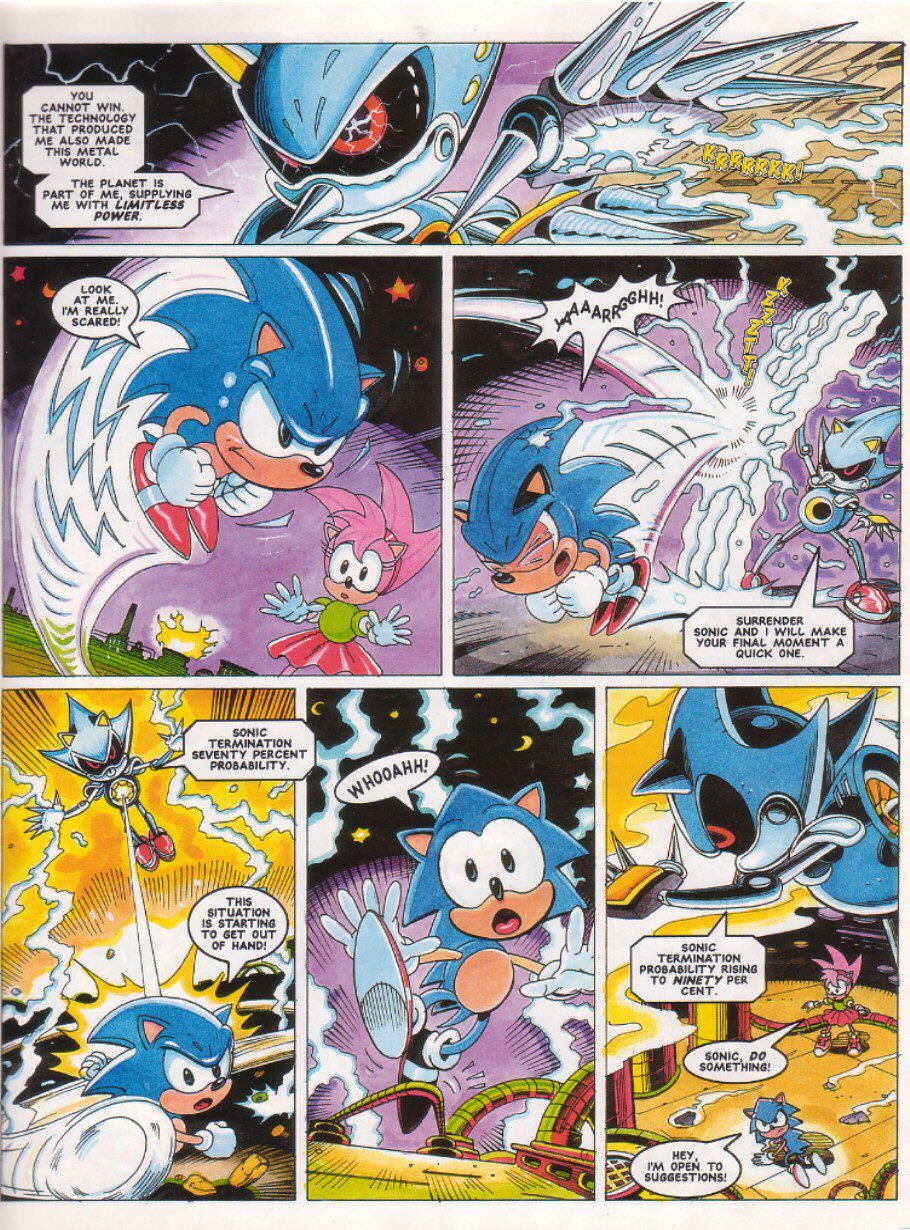 Read online Sonic the Comic comic -  Issue #27 - 7