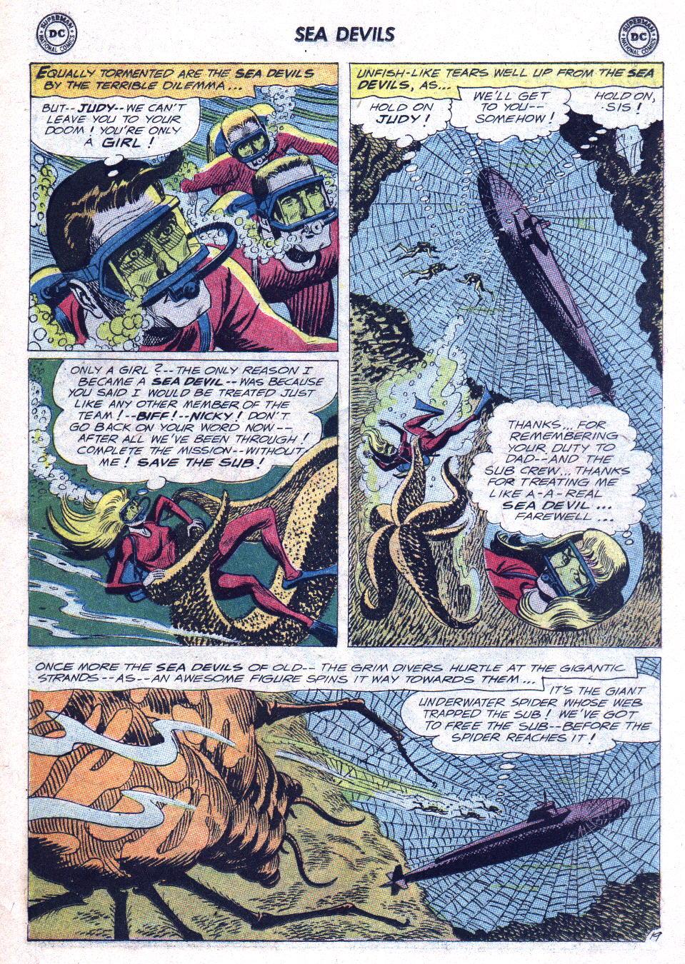 Read online Sea Devils comic -  Issue #15 - 26