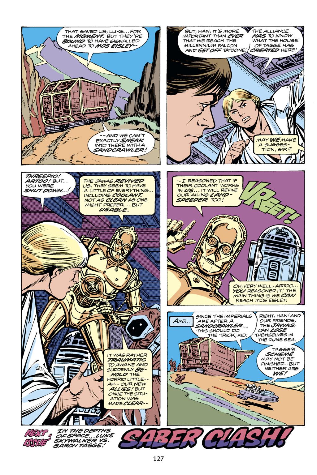 Read online Star Wars Omnibus comic -  Issue # Vol. 14 - 127