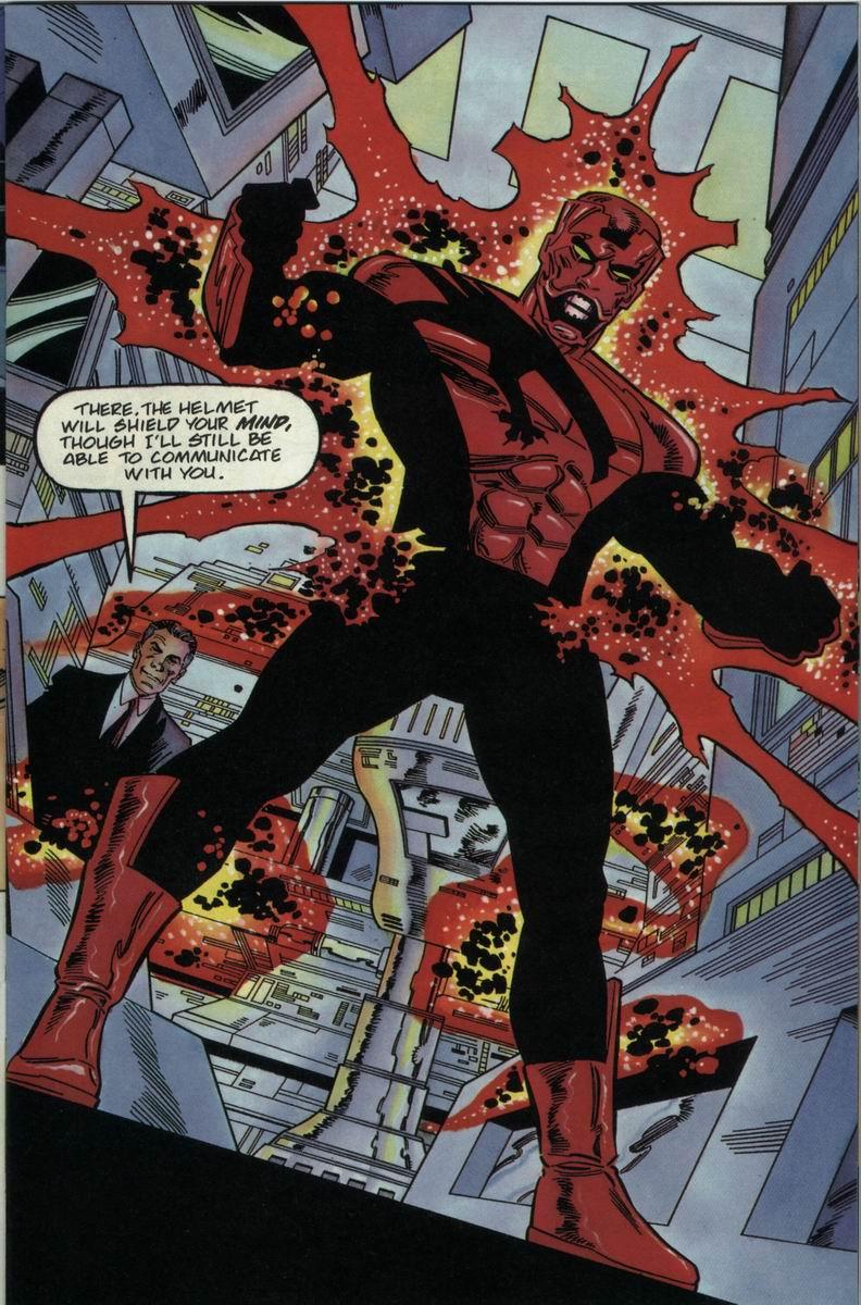 Read online Harbinger Files comic -  Issue #2 - 11