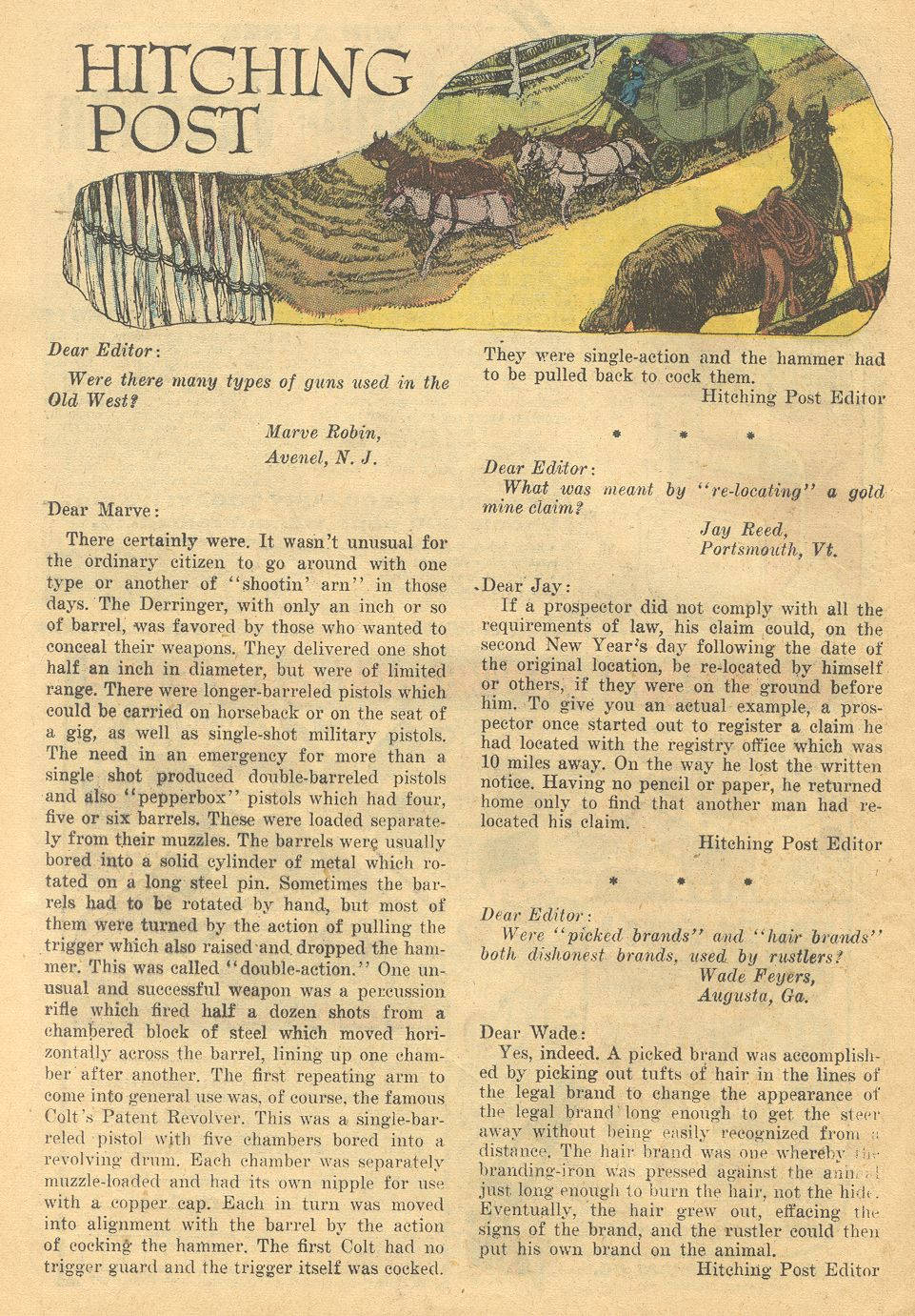 Read online All-Star Western (1951) comic -  Issue #108 - 24