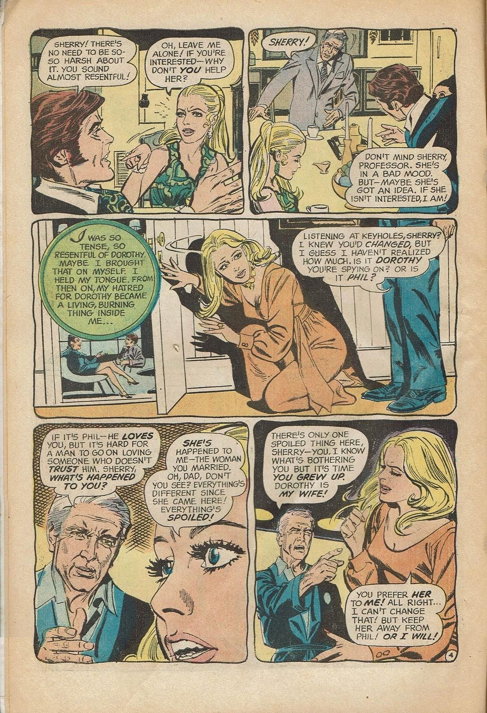 Read online Secret Hearts comic -  Issue #152 - 6