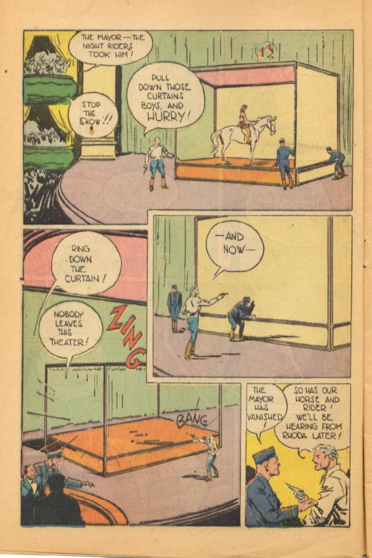 Read online Super-Magician Comics comic -  Issue #44 - 6