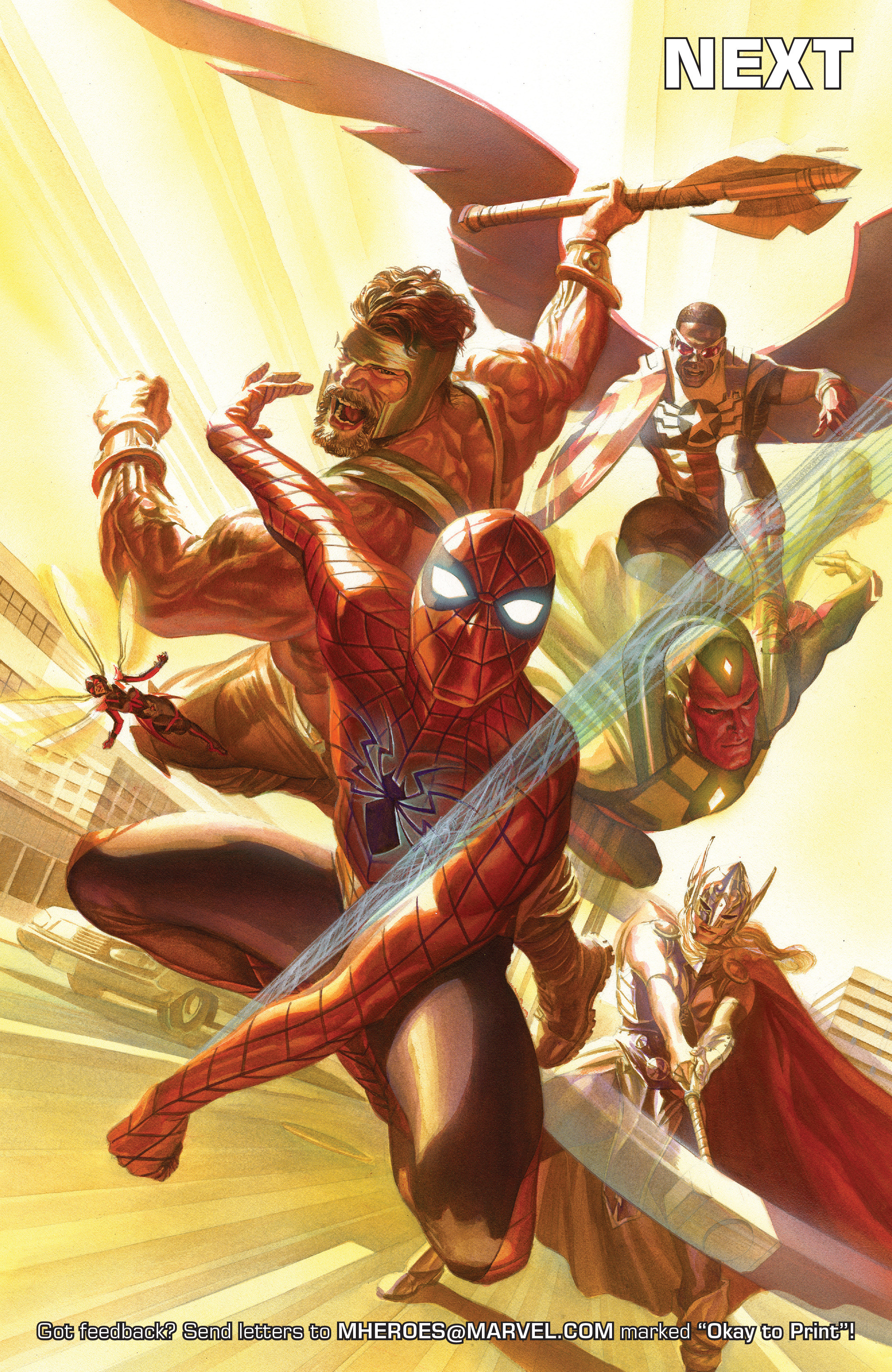 Read online Avengers (2016) comic -  Issue #3 - 23