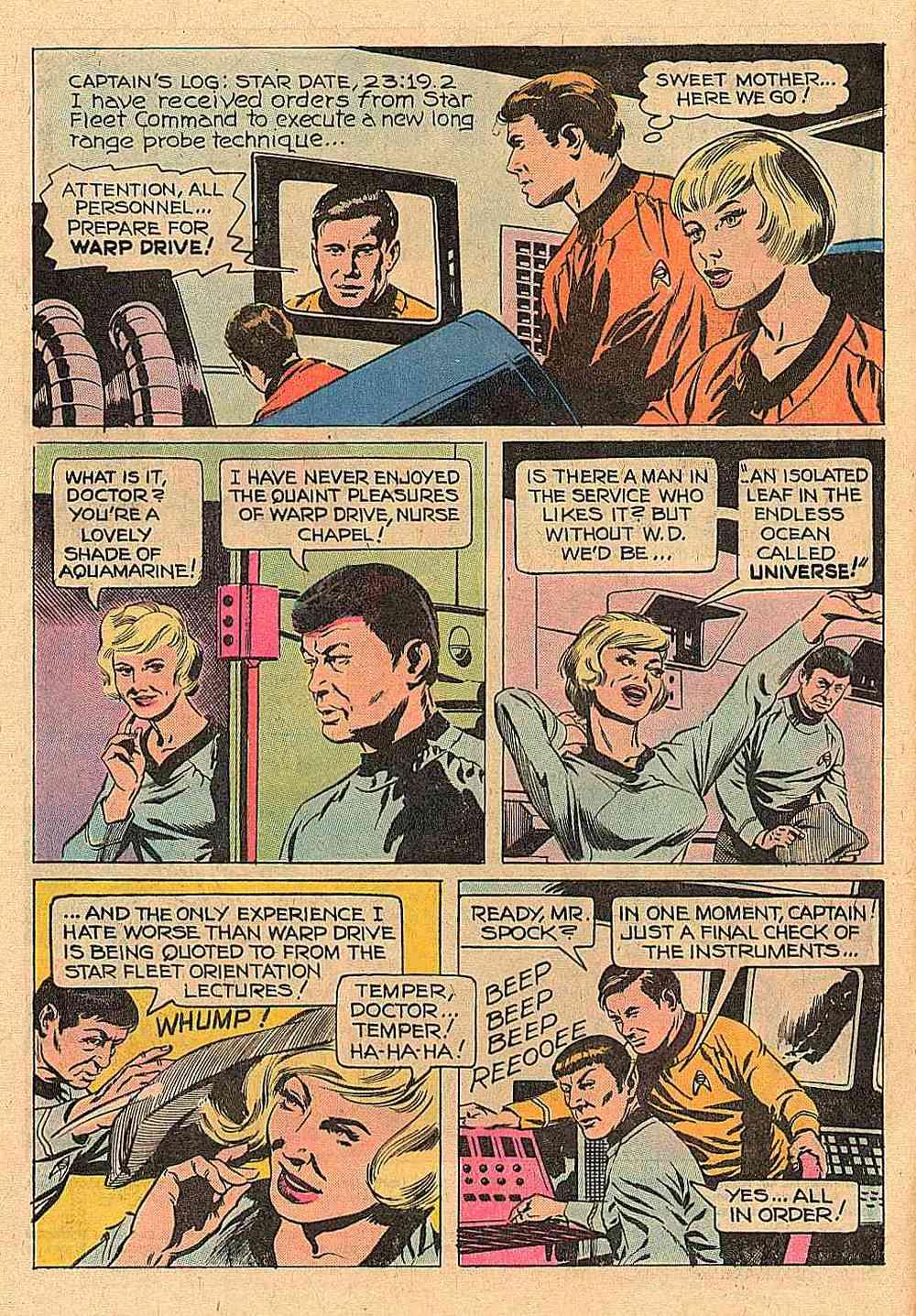Star Trek (1967) issue 46 - Page 3