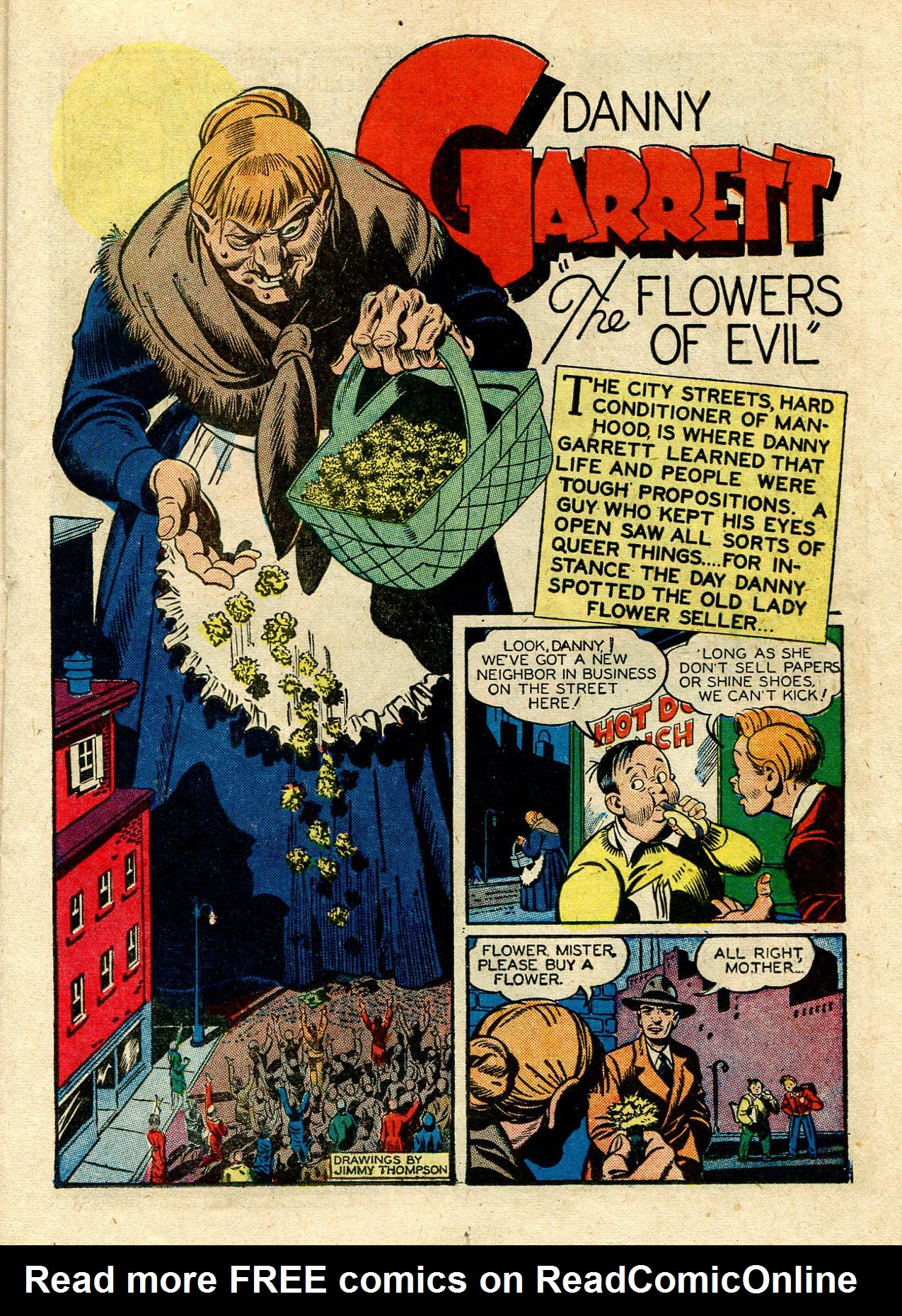 Read online Shadow Comics comic -  Issue #33 - 29