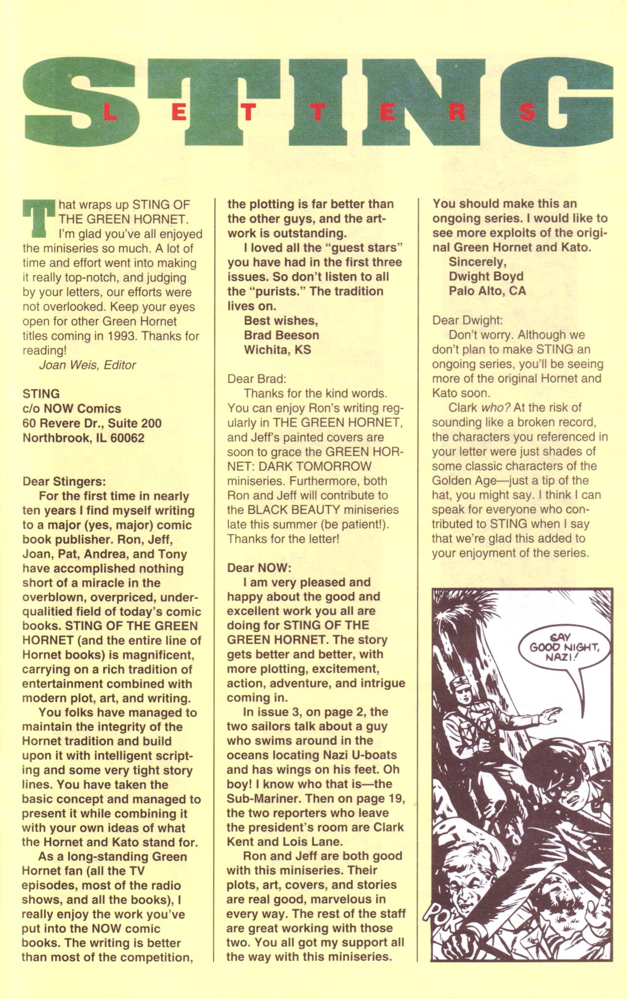 Read online Sting of The Green Hornet comic -  Issue #4 - 24