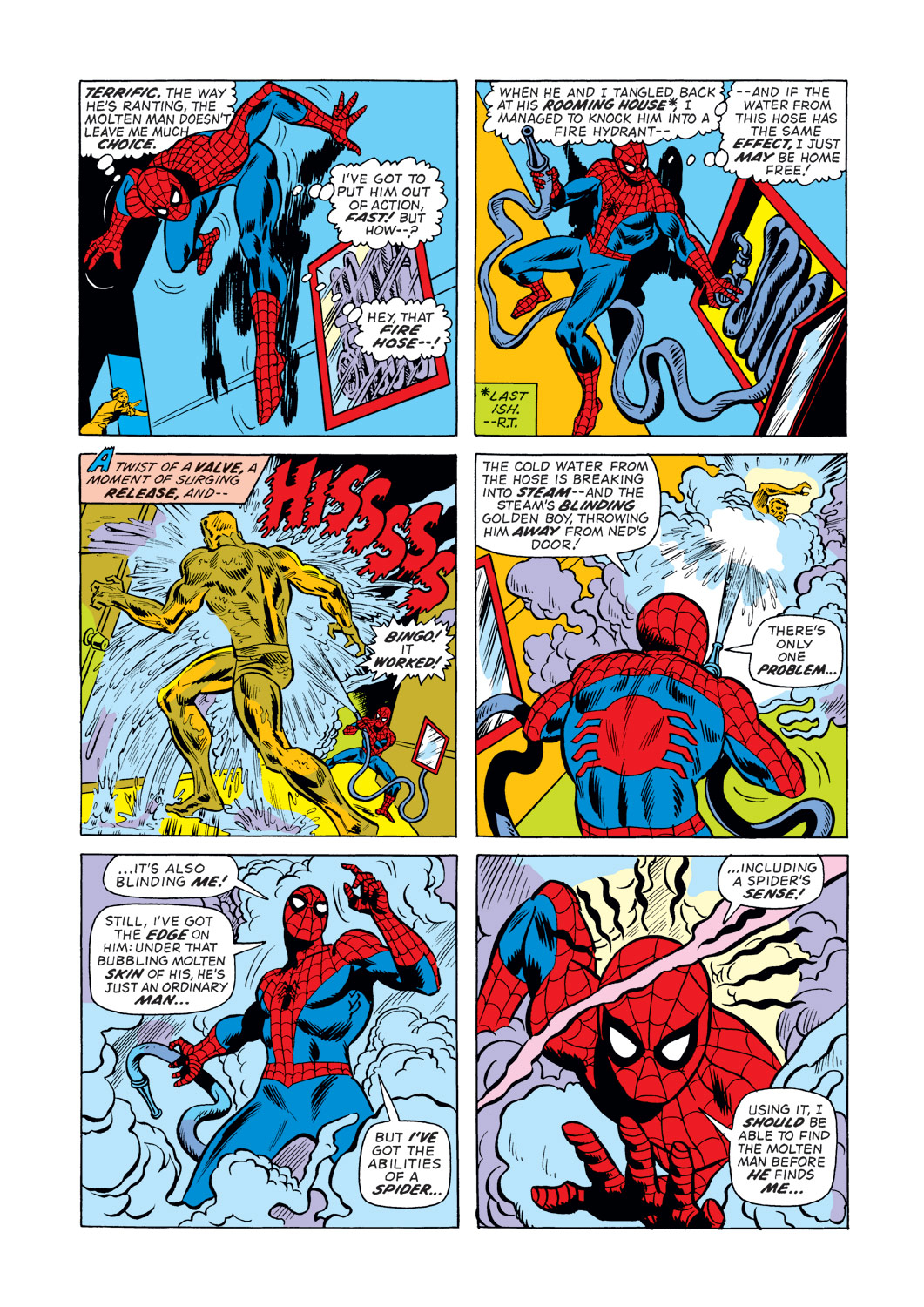 The Amazing Spider-Man (1963) 133 Page 4