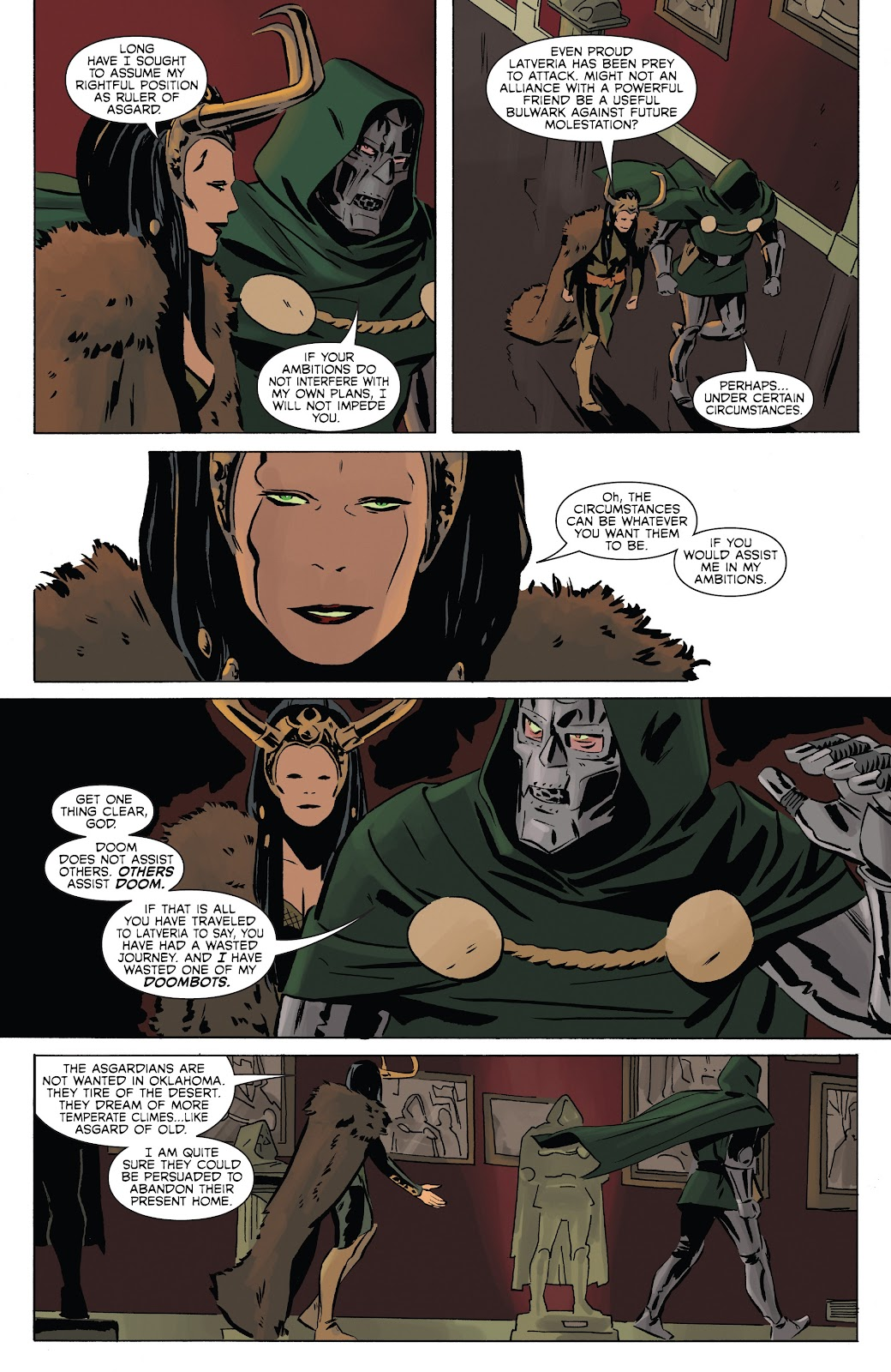 Read online Siege Prelude comic -  Issue # TPB (Part 2) - 12
