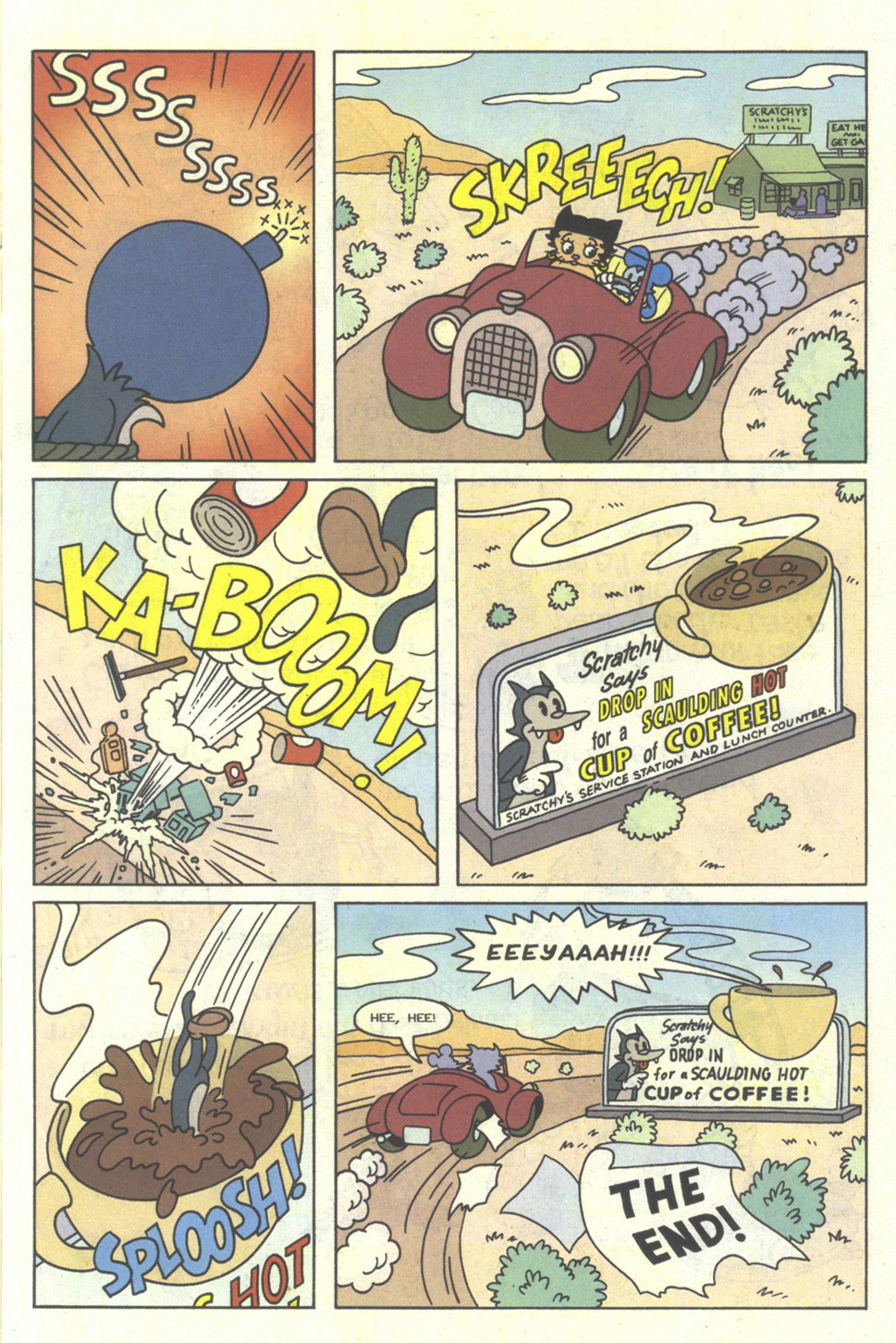 Read online Simpsons Comics comic -  Issue #15 - 30