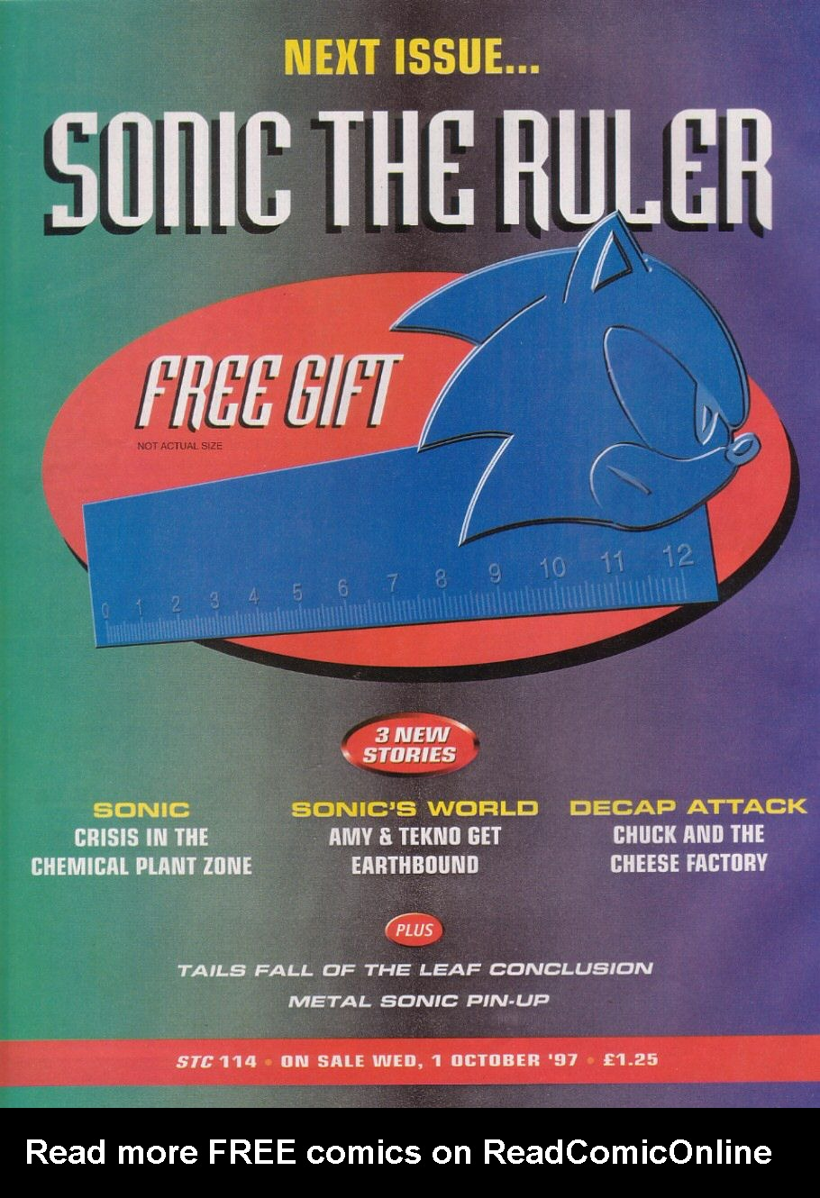 Read online Sonic the Comic comic -  Issue #113 - 28