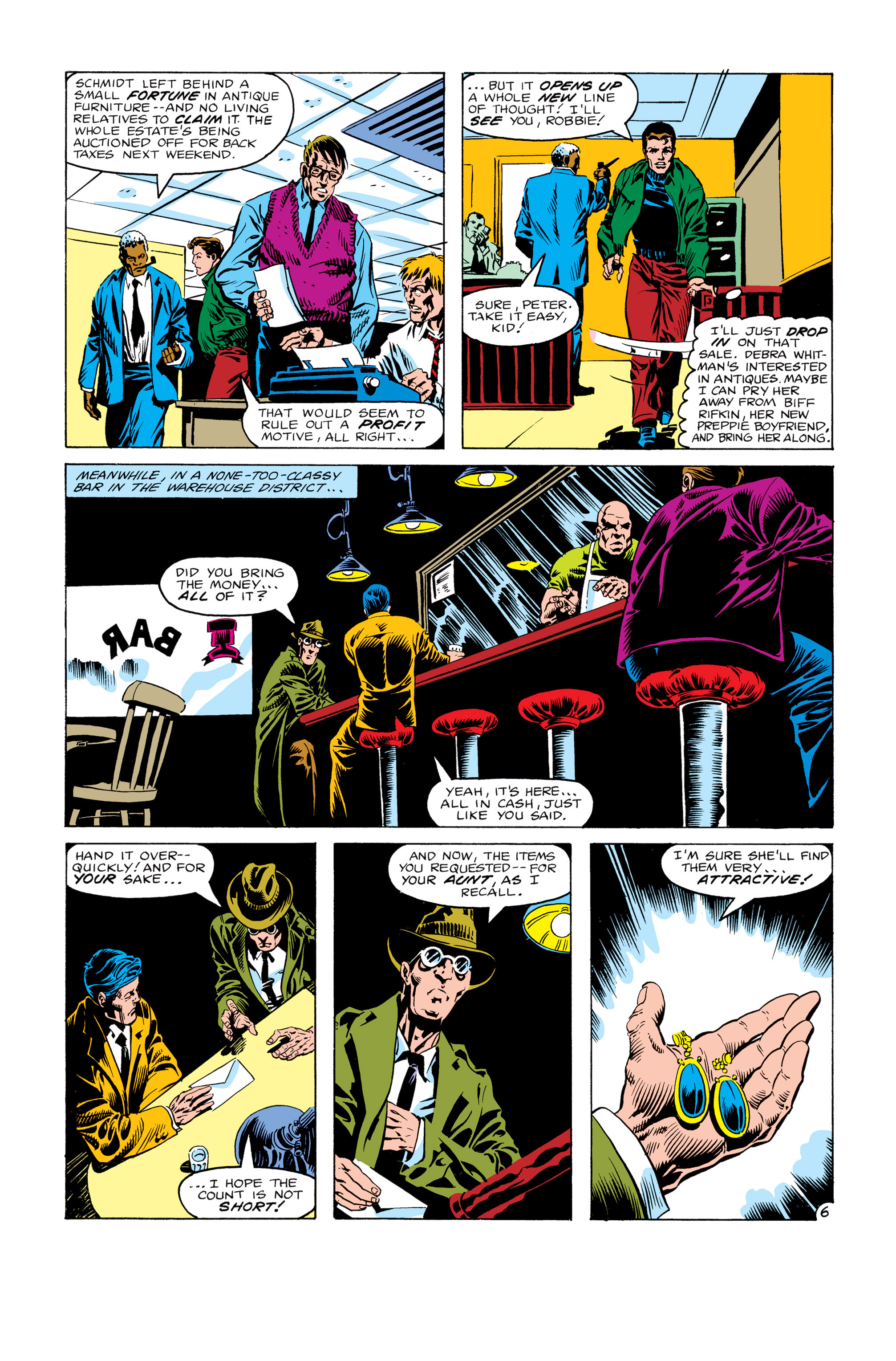 The Amazing Spider-Man (1963) 228 Page 6