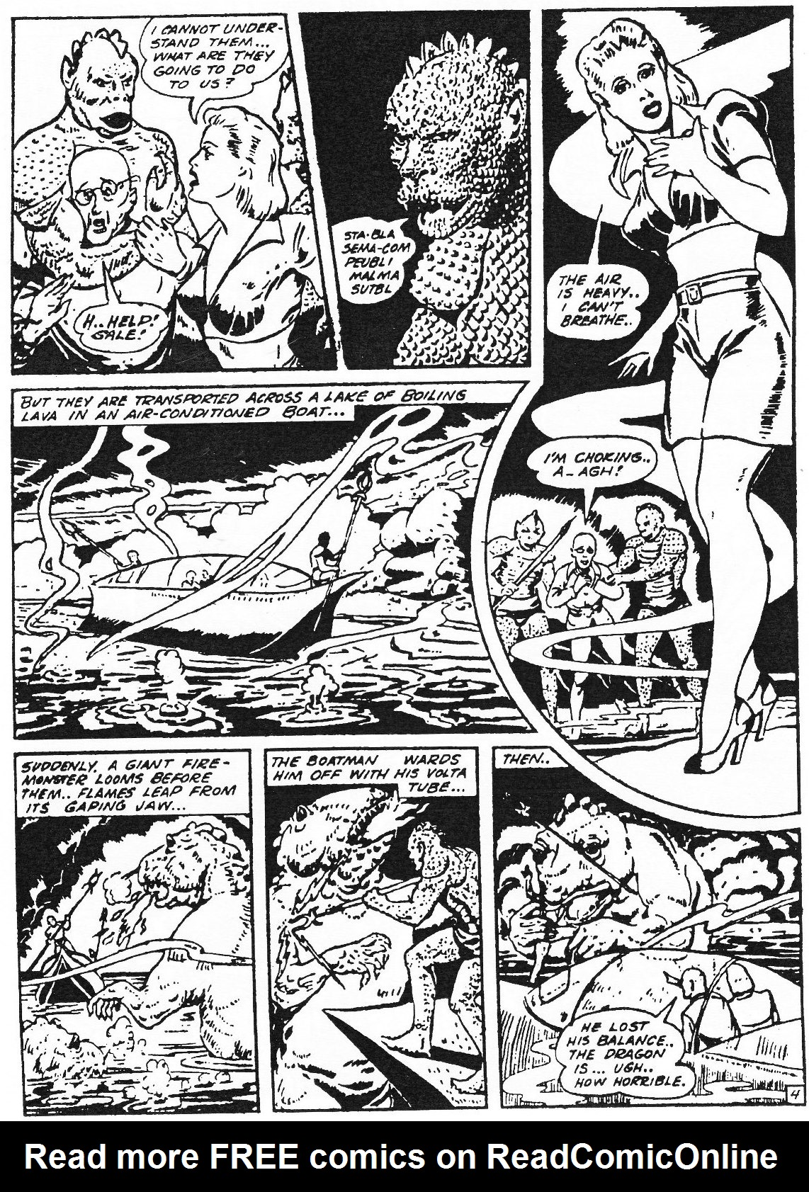 Read online Men of Mystery Comics comic -  Issue #82 - 57