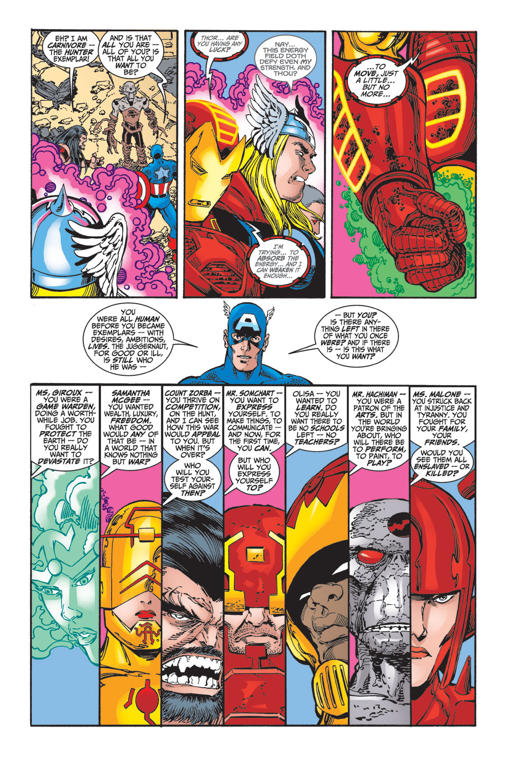 Read online Avengers (1998) comic -  Issue #25 - 31