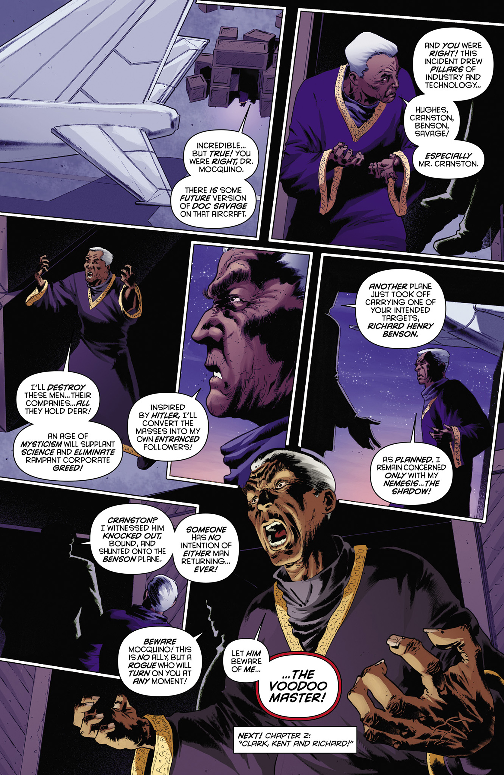 Read online Justice, Inc. comic -  Issue #1 - 27