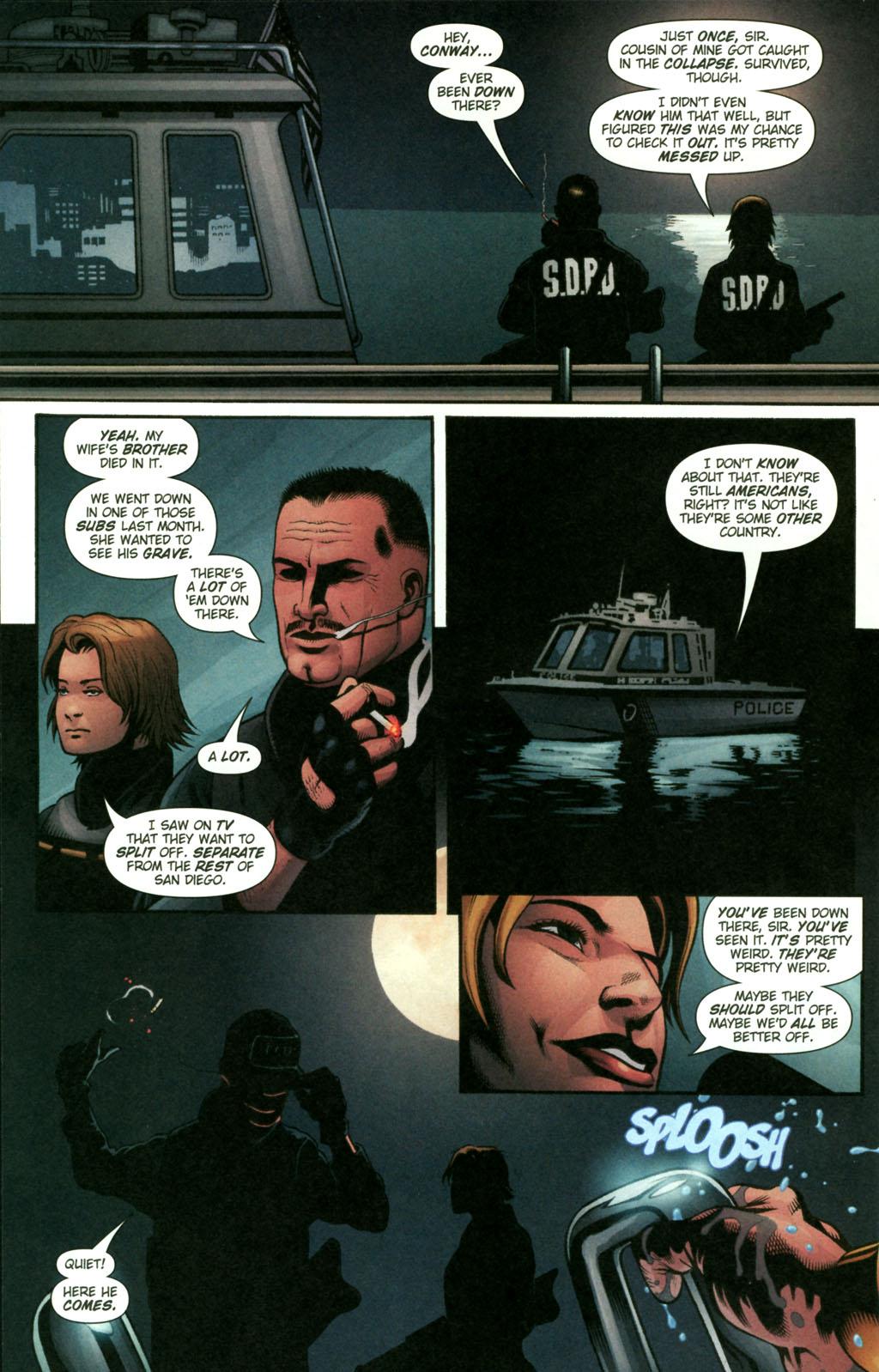 Read online Aquaman (2003) comic -  Issue #22 - 12