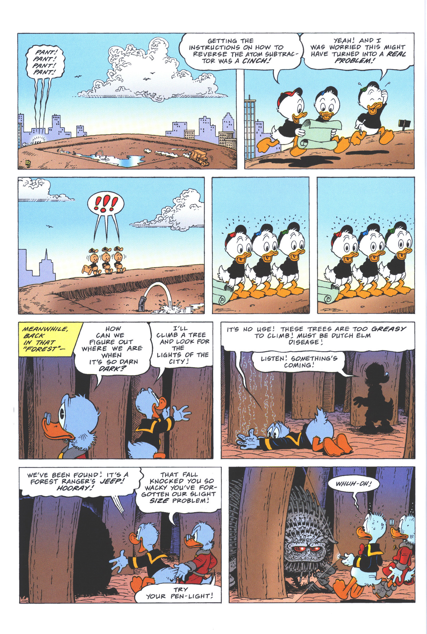 Read online Uncle Scrooge (1953) comic -  Issue #359 - 16