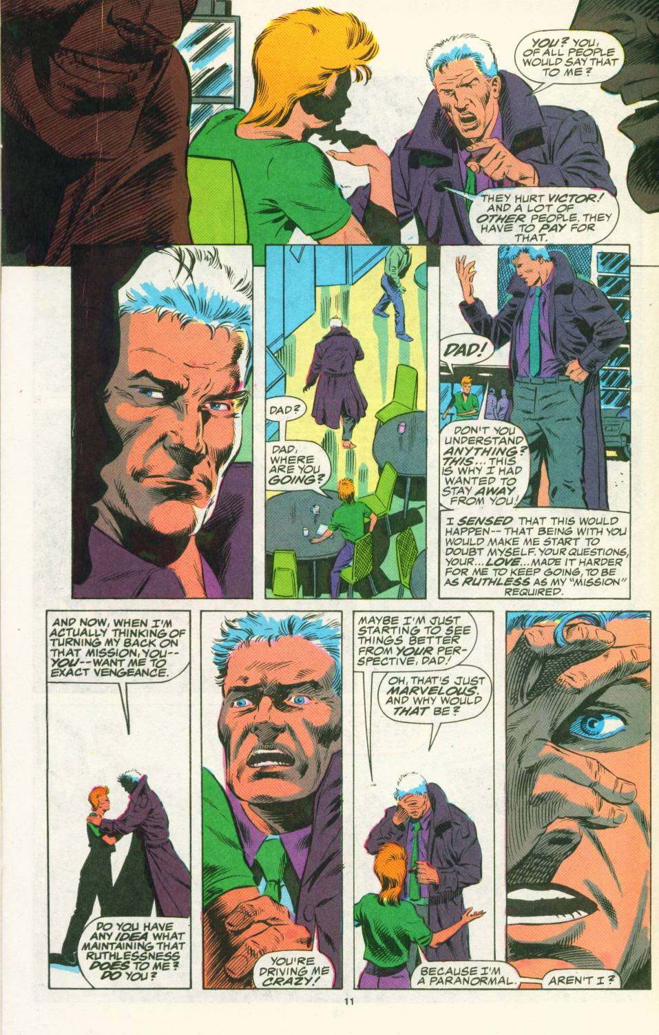Read online Justice (1986) comic -  Issue #25 - 13