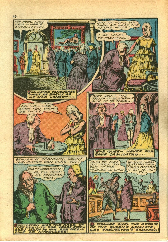 Read online Super-Magician Comics comic -  Issue #14 - 45