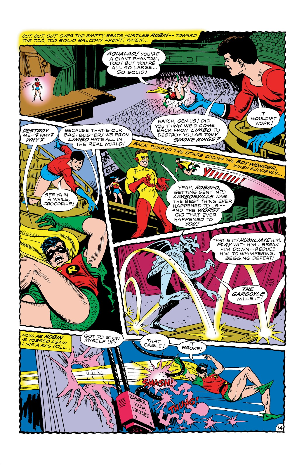 Teen Titans (1966) issue 14 - Page 15