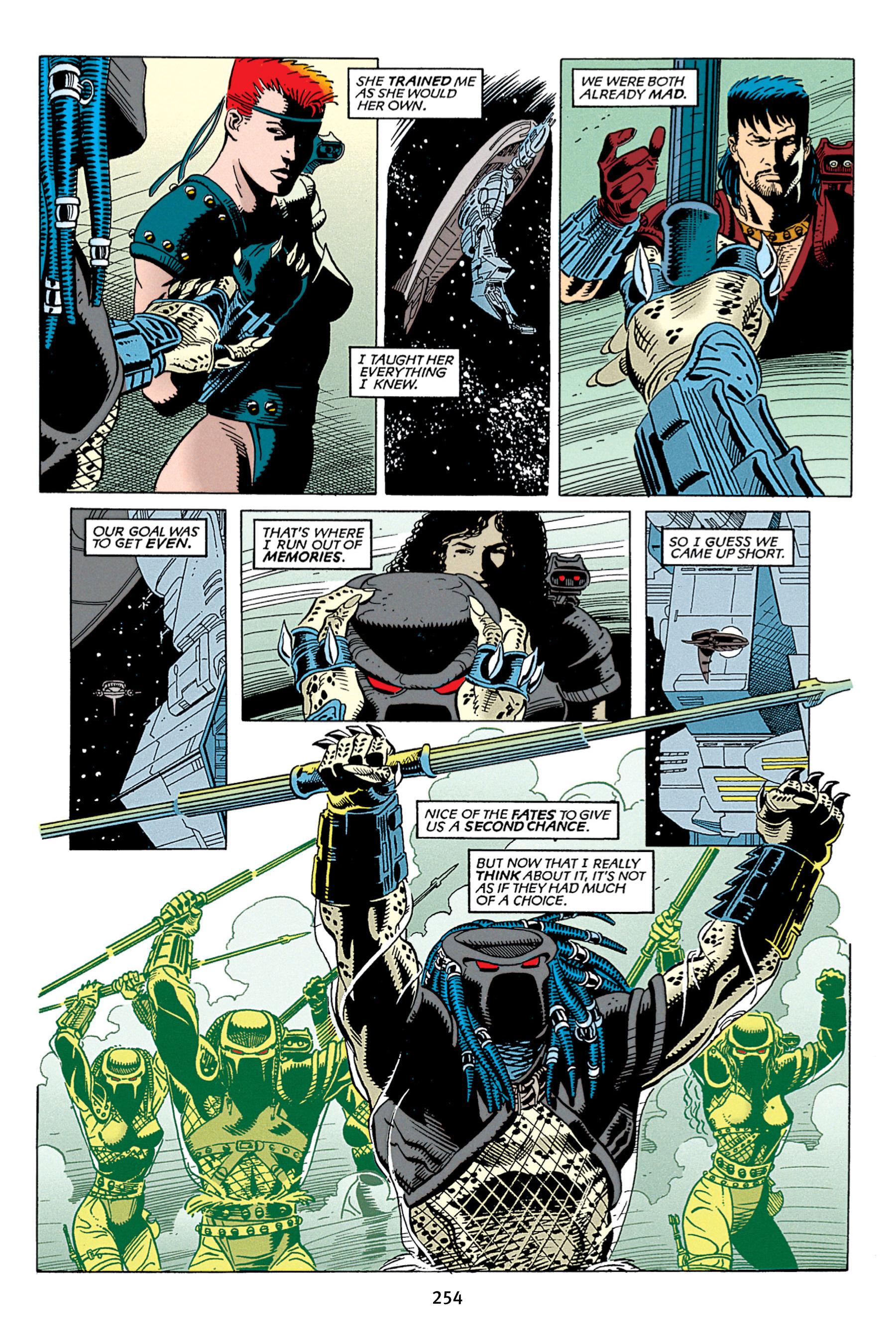 Read online Aliens vs. Predator Omnibus comic -  Issue # _TPB 2 Part 3 - 30