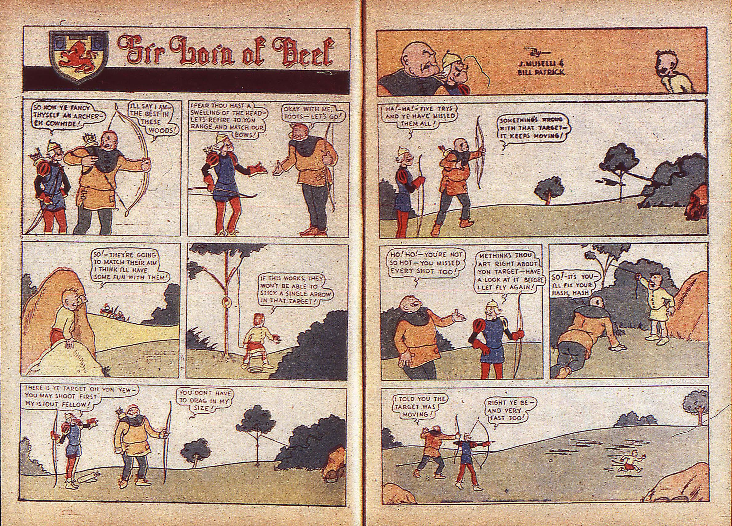 Read online Adventure Comics (1938) comic -  Issue #5 - 4