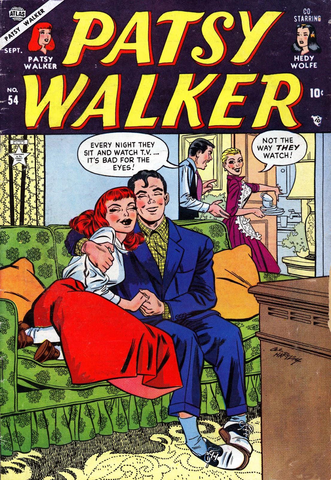 Patsy Walker 54 Page 1