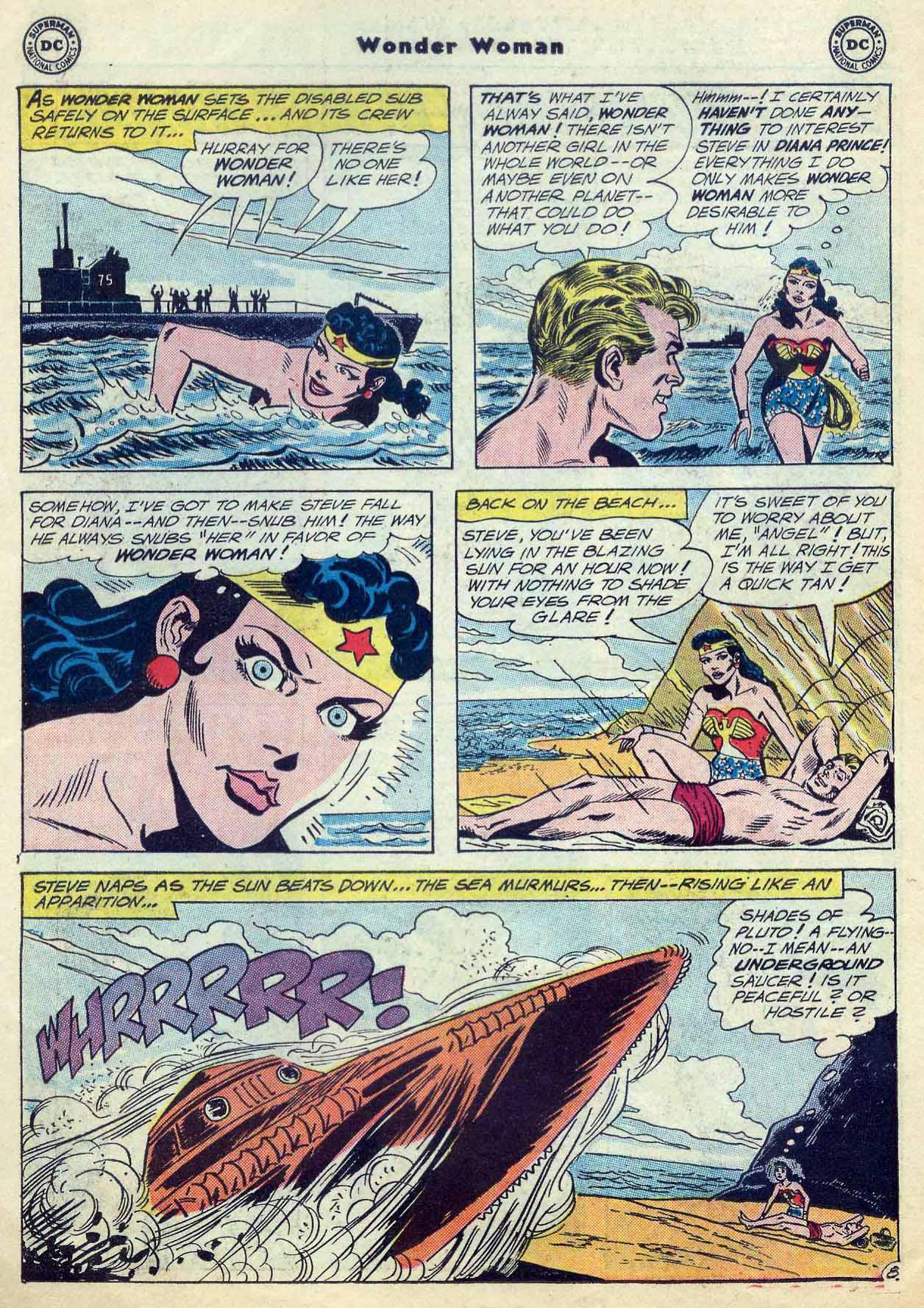 Read online Wonder Woman (1942) comic -  Issue #126 - 30