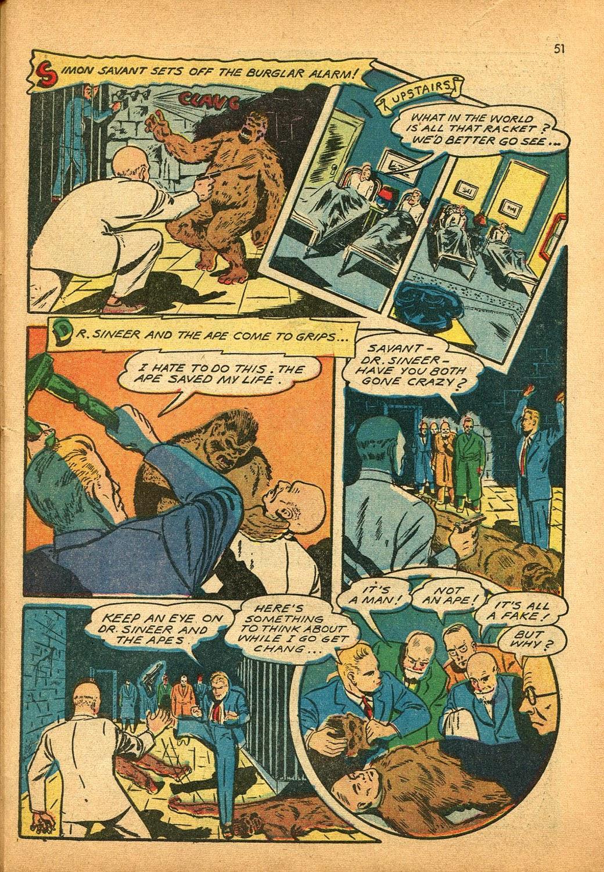 Read online Super-Magician Comics comic -  Issue #9 - 50