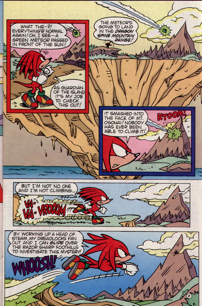 Read online Sonic The Hedgehog Triple Trouble Special comic -  Issue # Full - 10