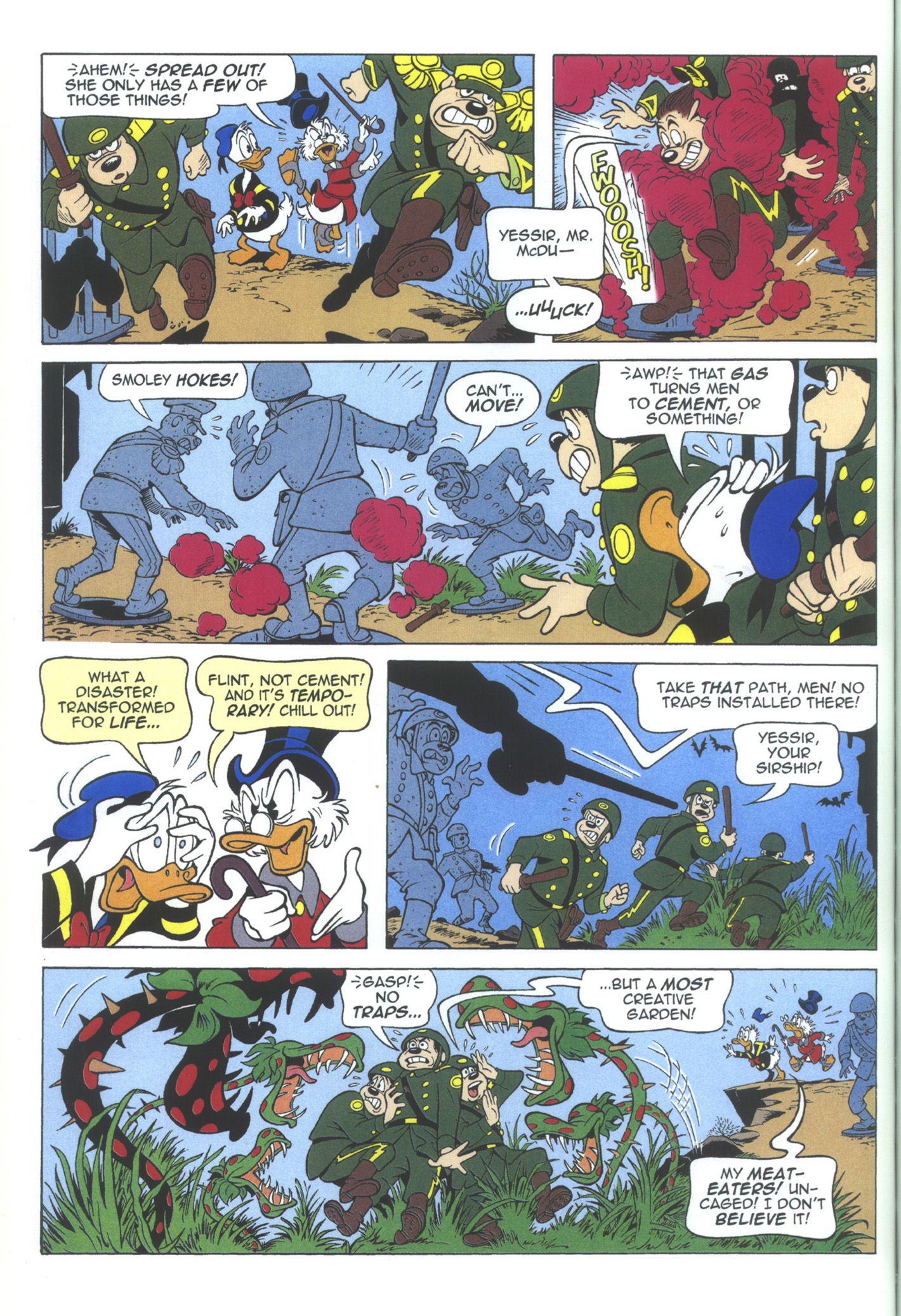 Read online Uncle Scrooge (1953) comic -  Issue #366 - 62