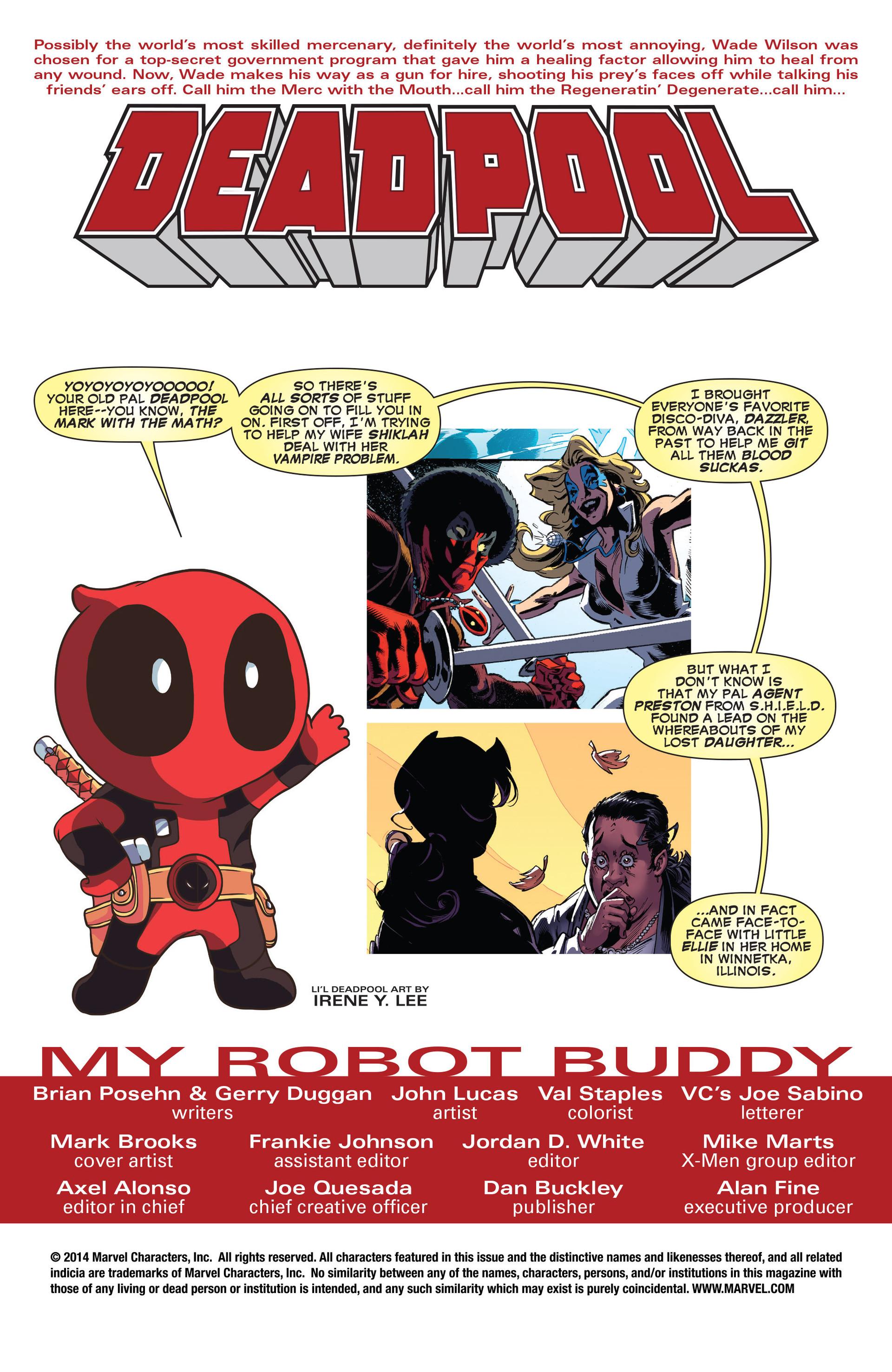 Deadpool (2013) 31 Page 2